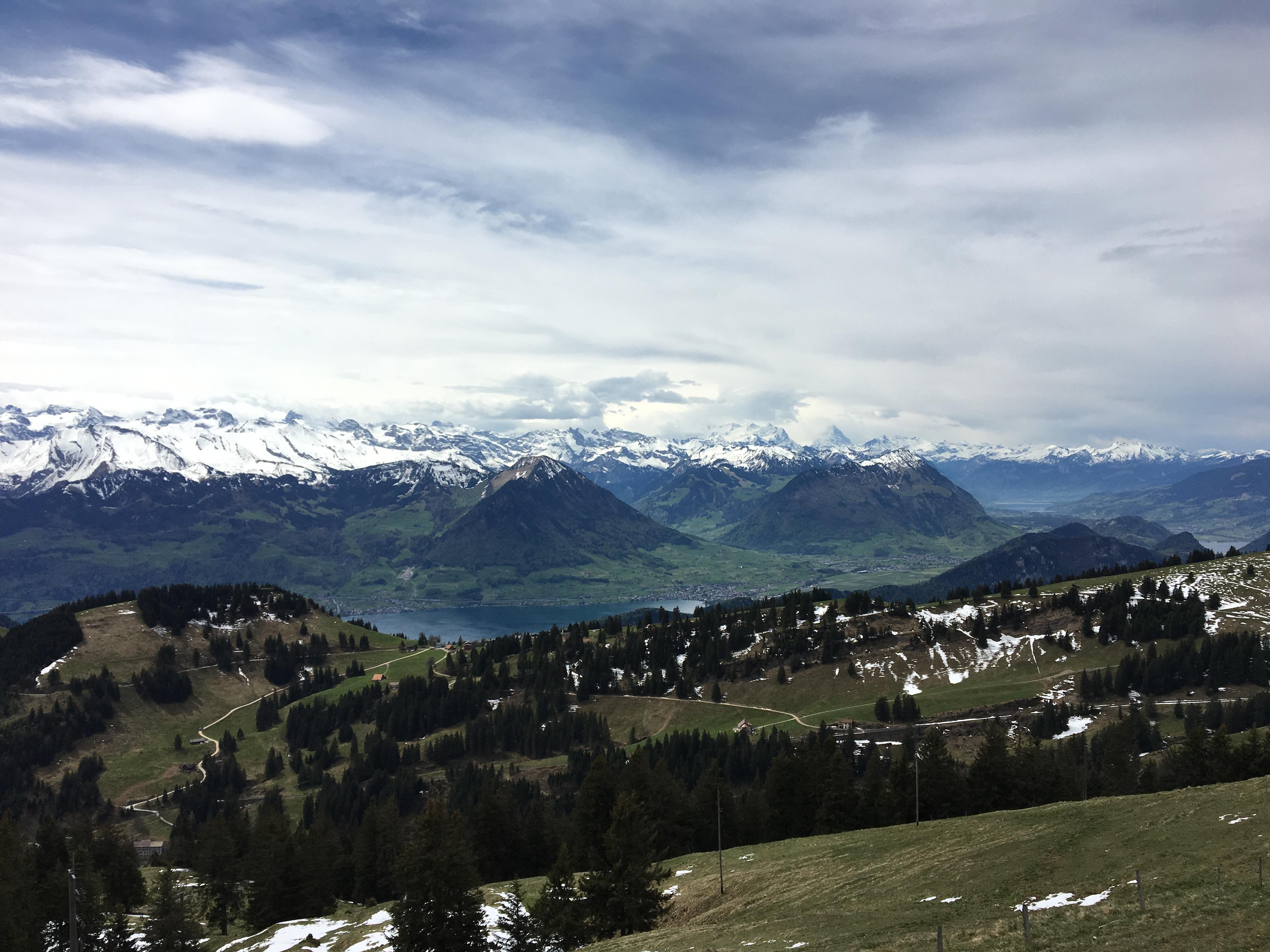Rigi 2- Best places to visit in Switzerland