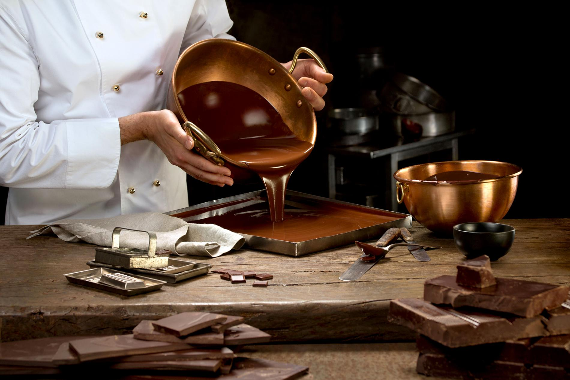 Switzerland chocolate making experience - best places to visit in Switzerland