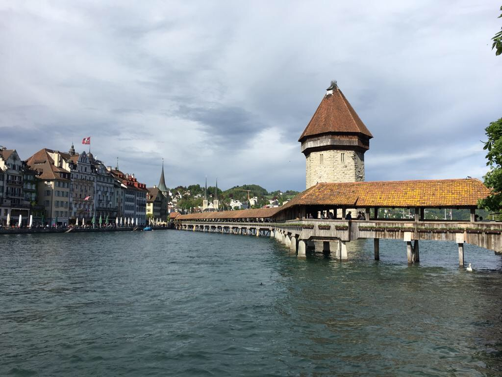 Lucerne - Best places to visit in Switzerland