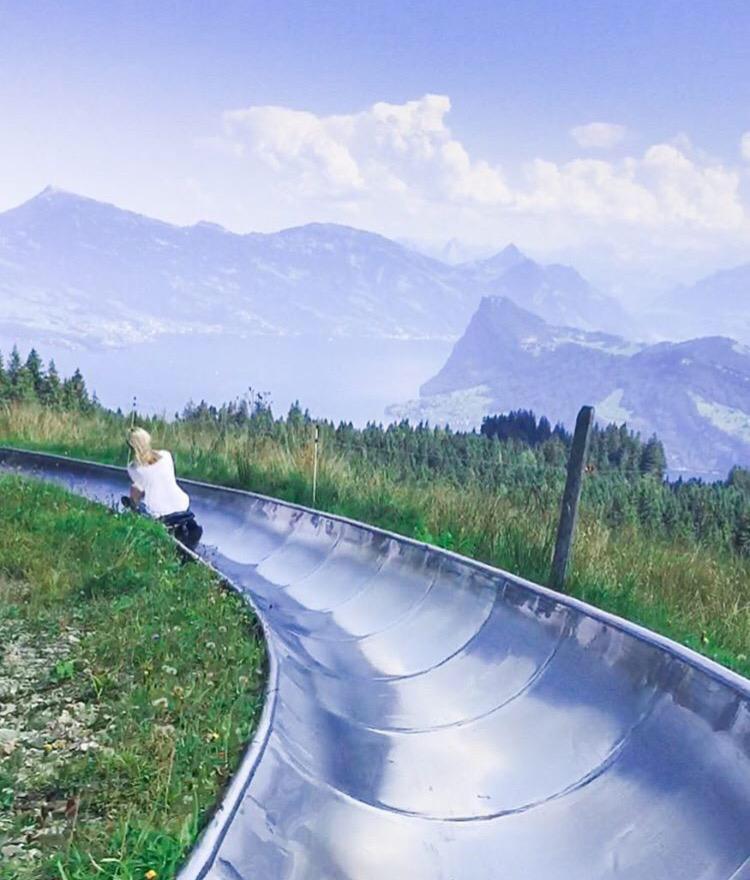 toboggan - Best places to visit in Switzerland