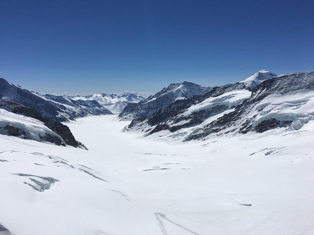 Jungfraujoch - Best places to visit in Switzerland