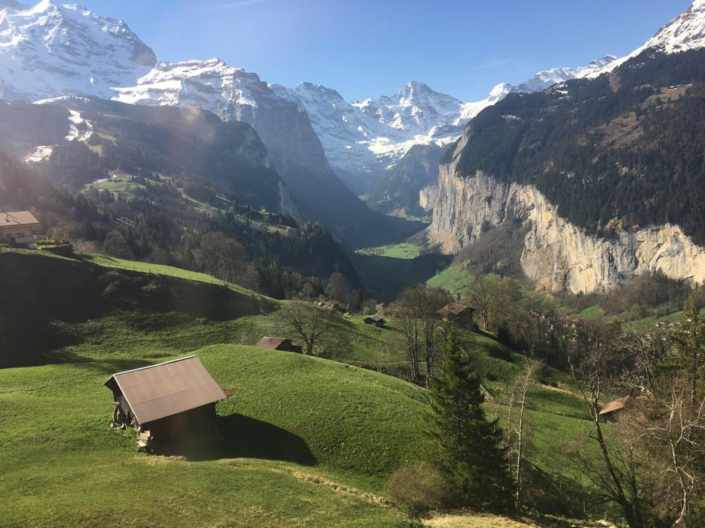 Grindelwald - Best places to visit in Switzerland