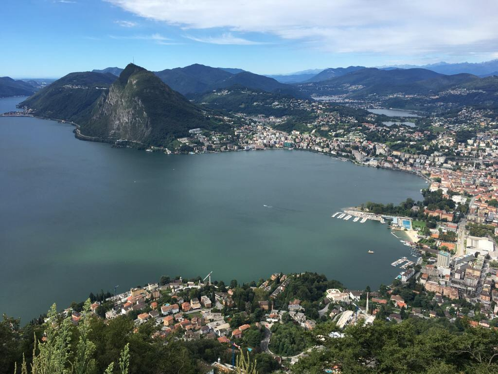 Lugano - Best places to visit in Switzerland