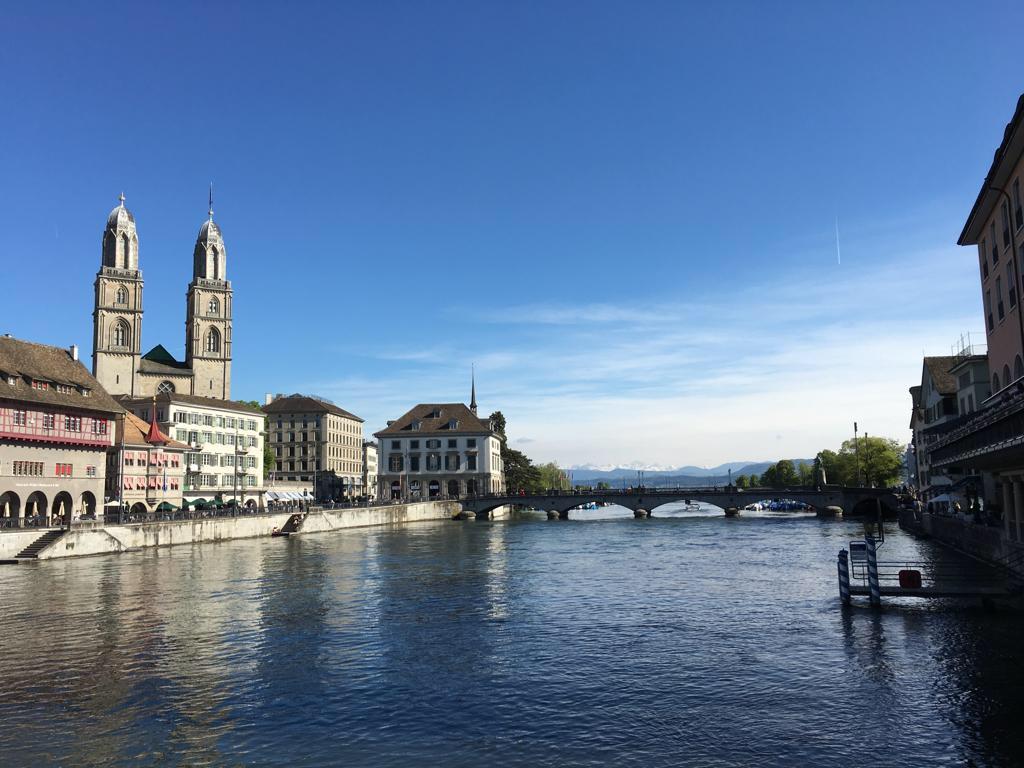 Zurich - best places to visit switzerland