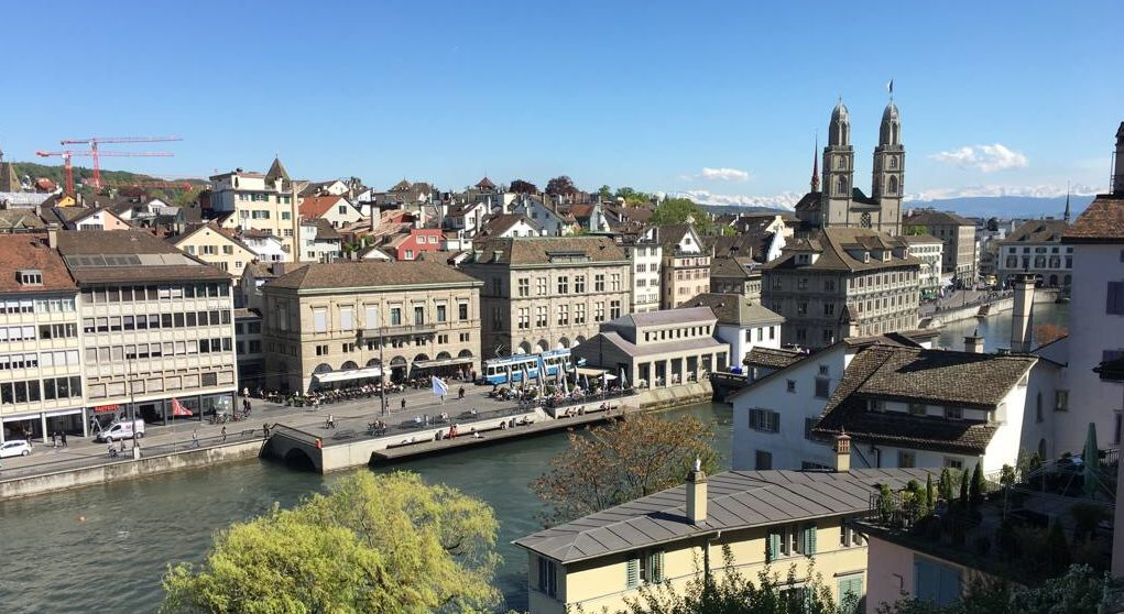 ZUrich 2 - Best places to visit in Switzerland