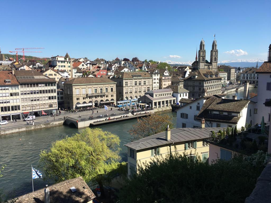ZUrich 2 - Best places to visit in Switzerland