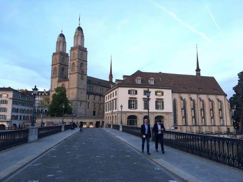 Zurich 1 - Best places to visit in Switzerland