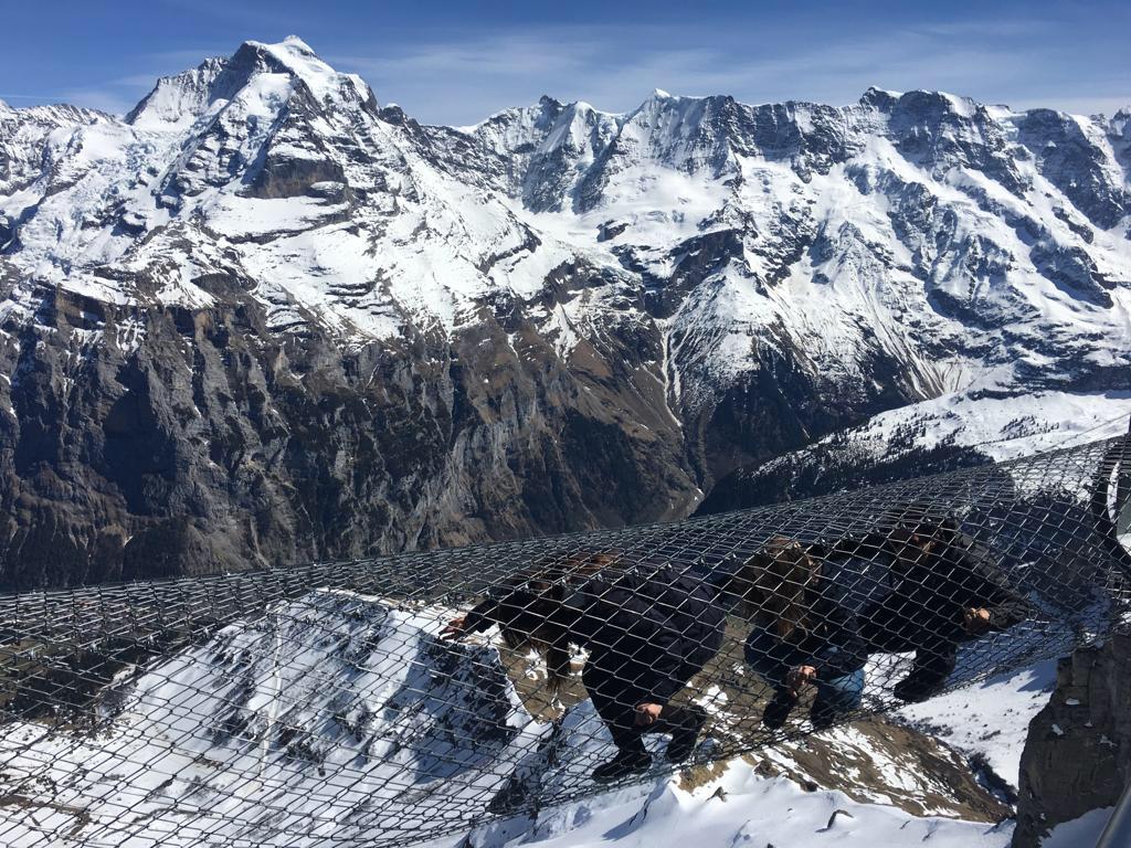 Thrill walk - Best places to visit in Switzerland
