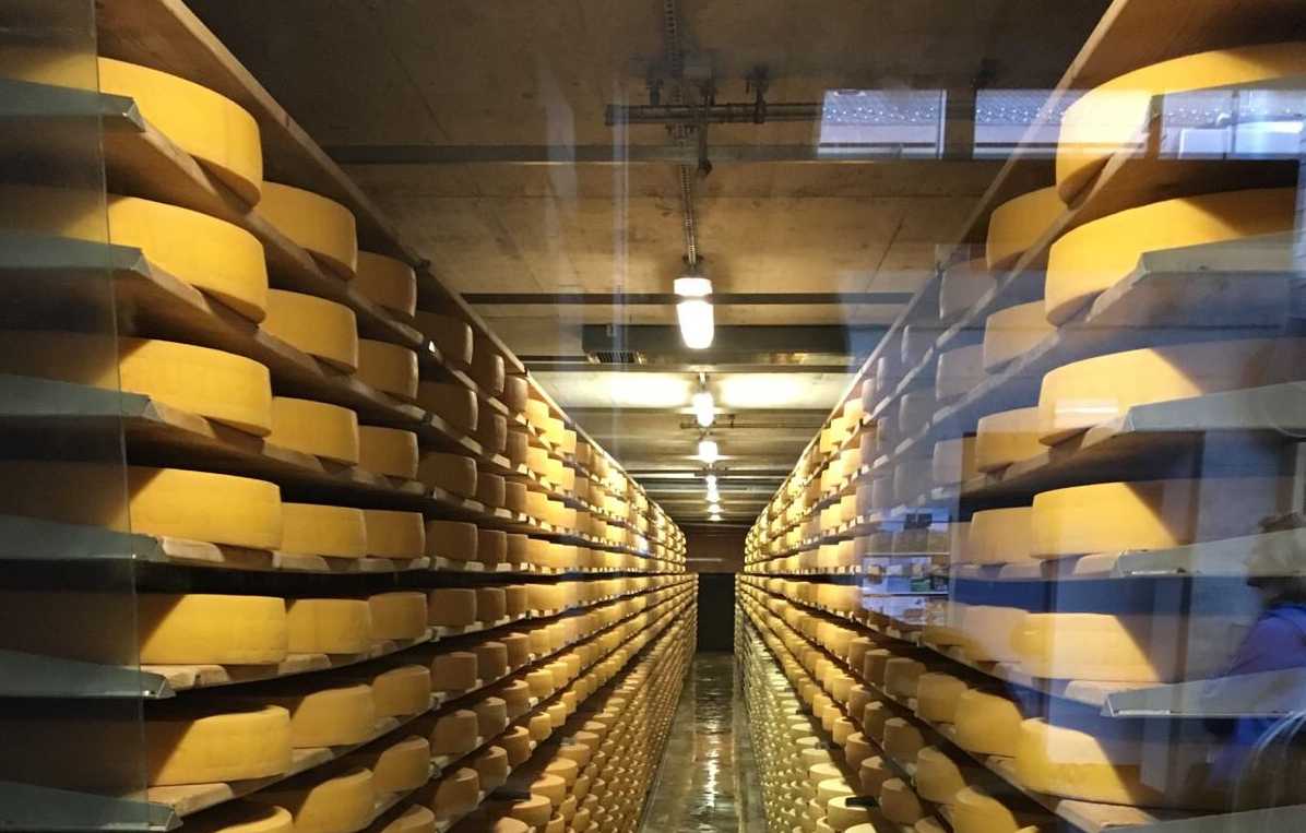 cheese - best places to visit in Switzerland