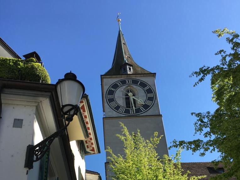 Zurich tower - Best places to visit in Switzerland