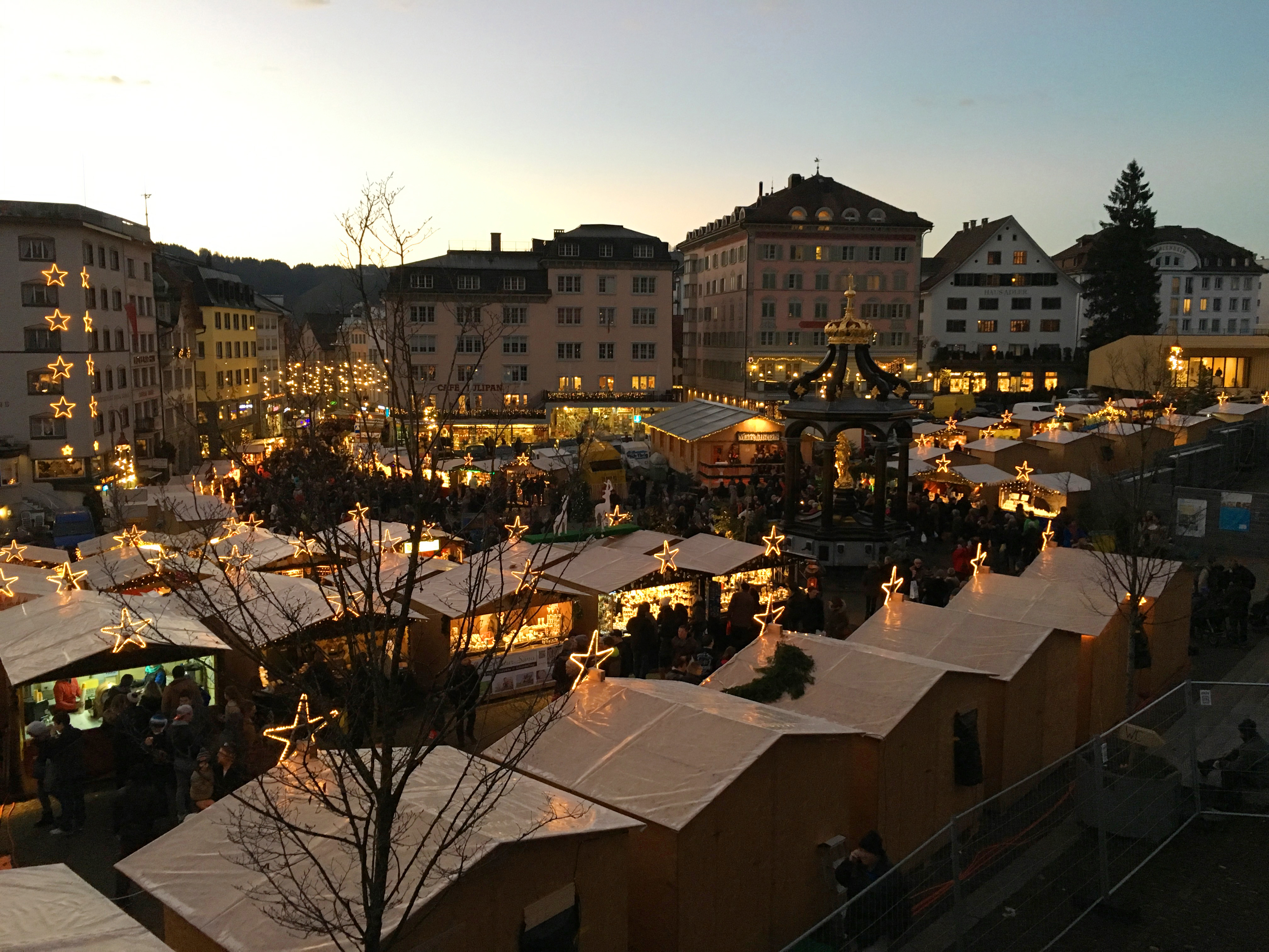 6 Best Christmas Markets in Switzerland