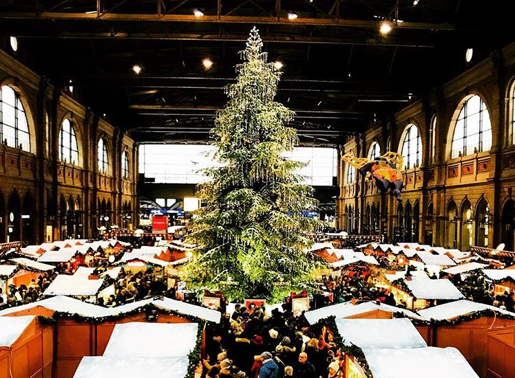 Best Christmas Markets in Switzerland - Zurich market