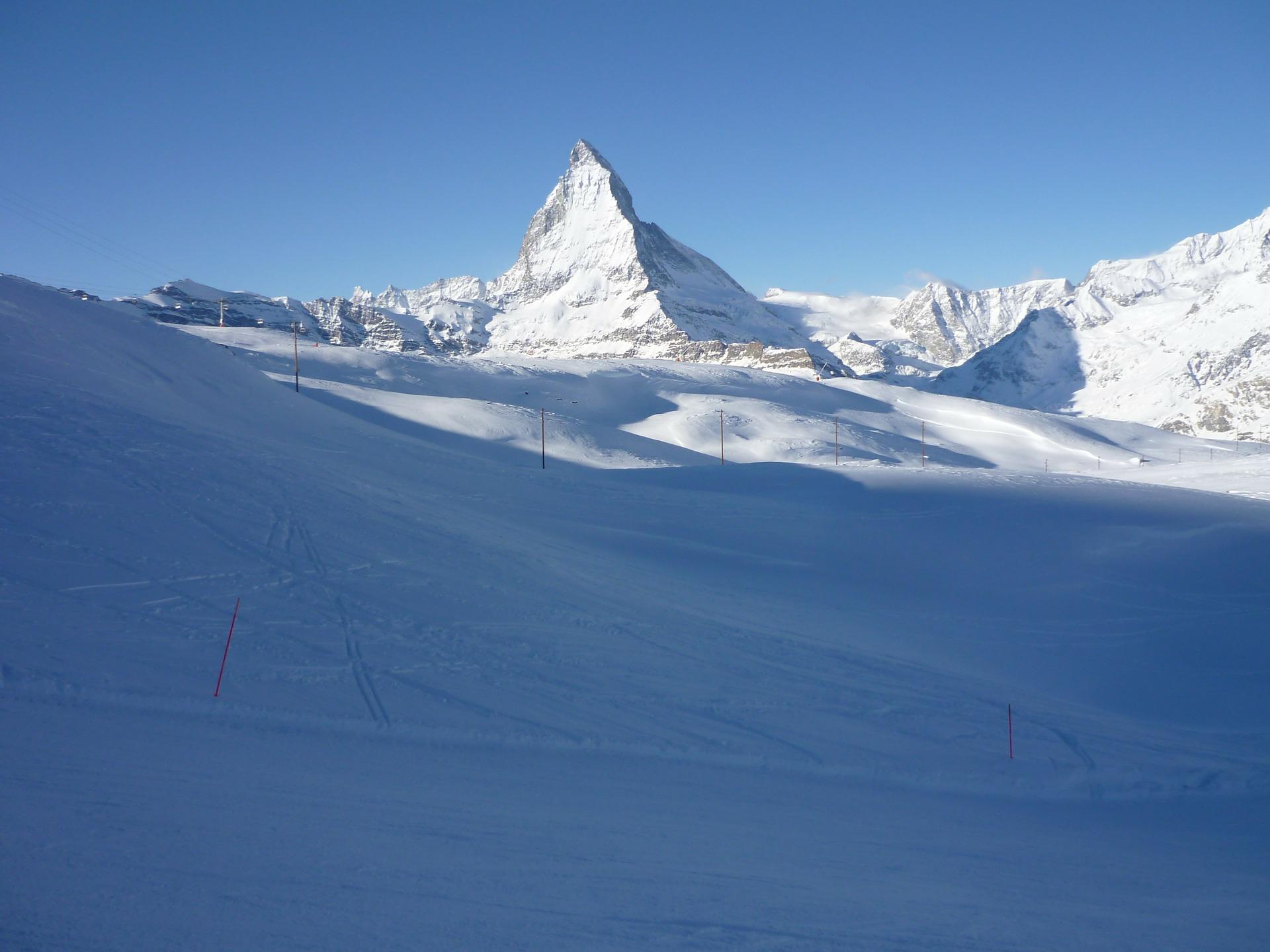 Zermatt - 10 top ski resorts in Switzerland
