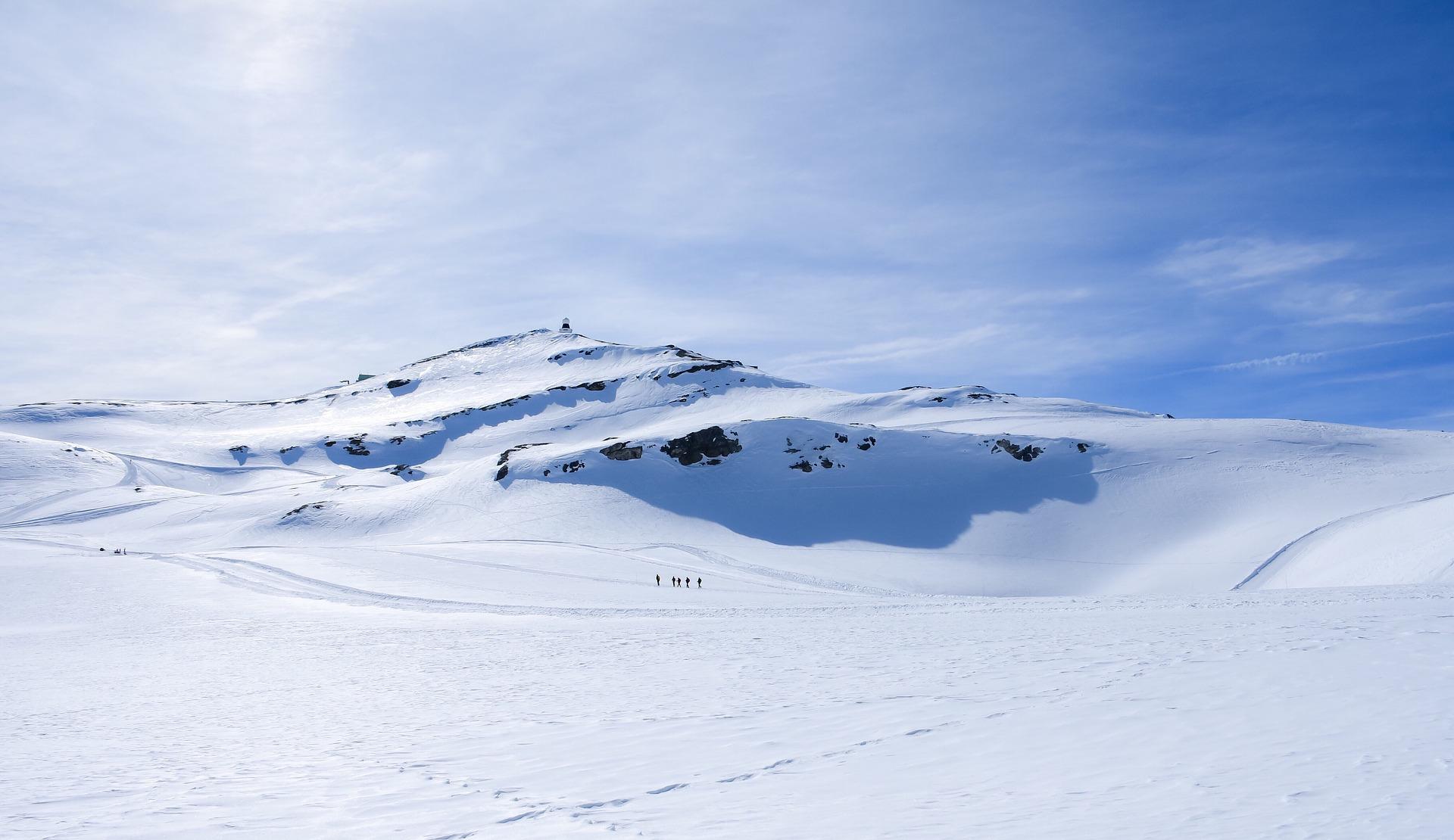 Crans Montana Ski Resort Switzerland