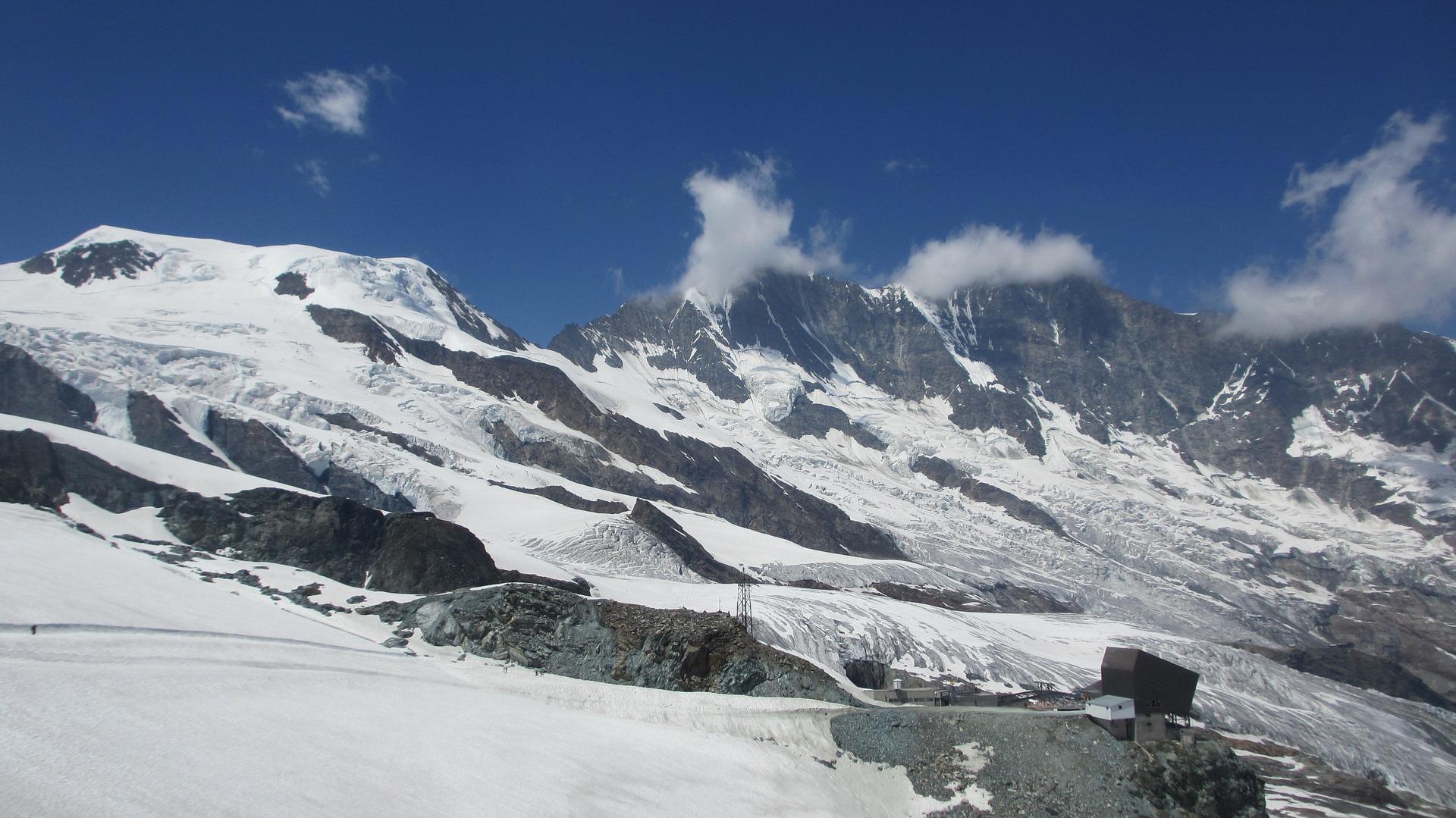 Saas-Fee Switzerland Ski Resort