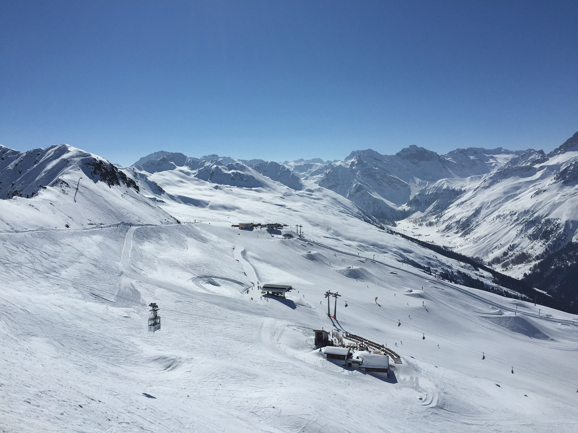 Adelboden ski resort