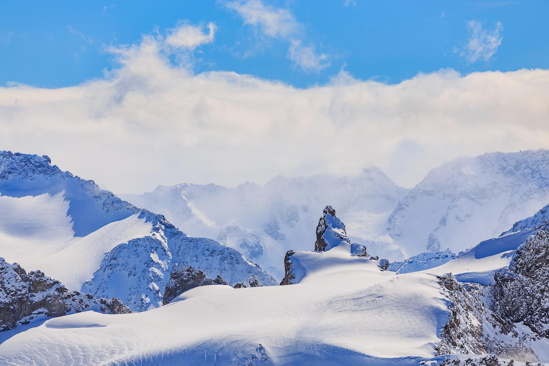 Titlis - 10 Top ski resorts in Switzerland