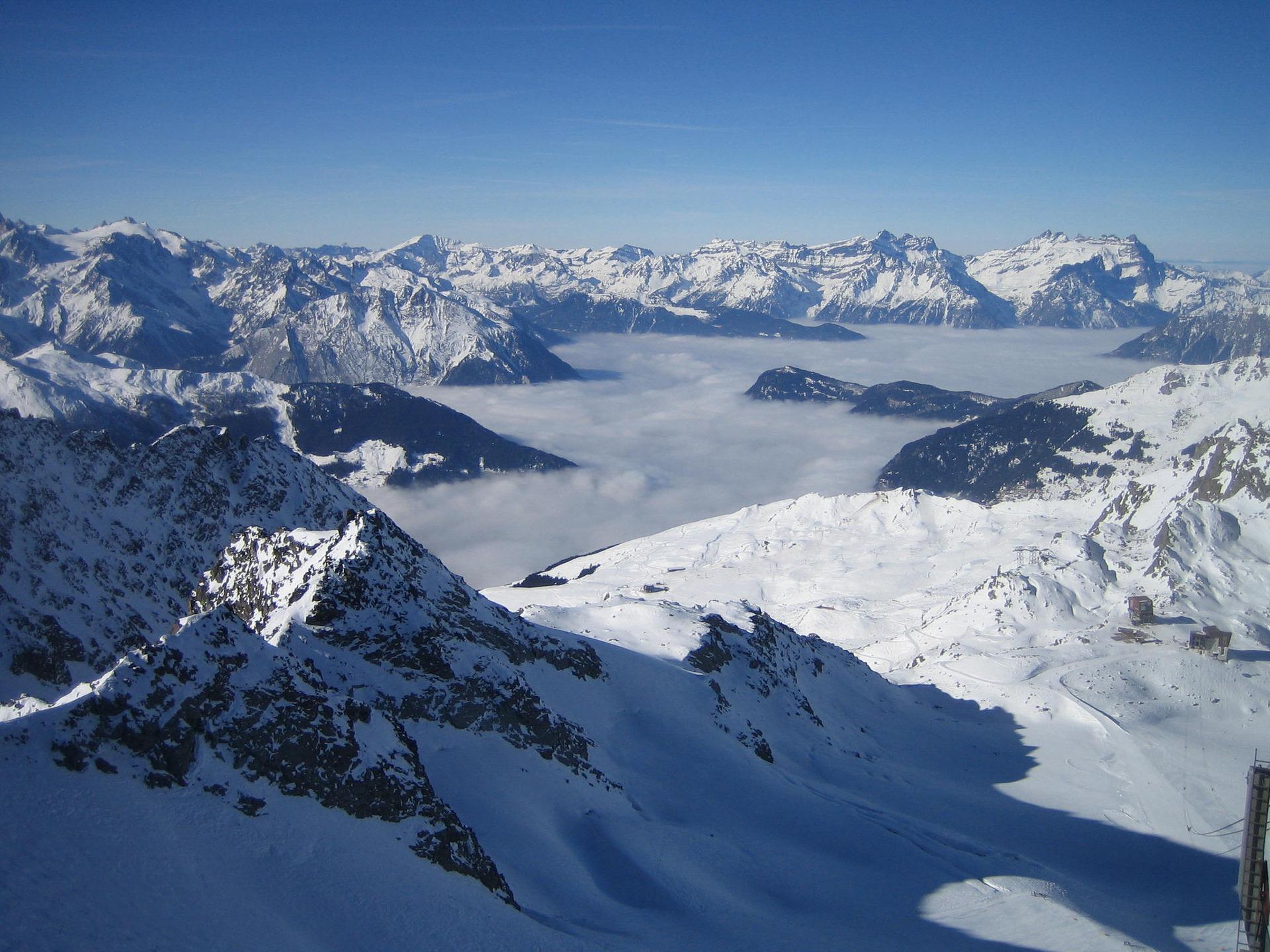 Verbier - 10 Top SKi Resorts in Switzerland