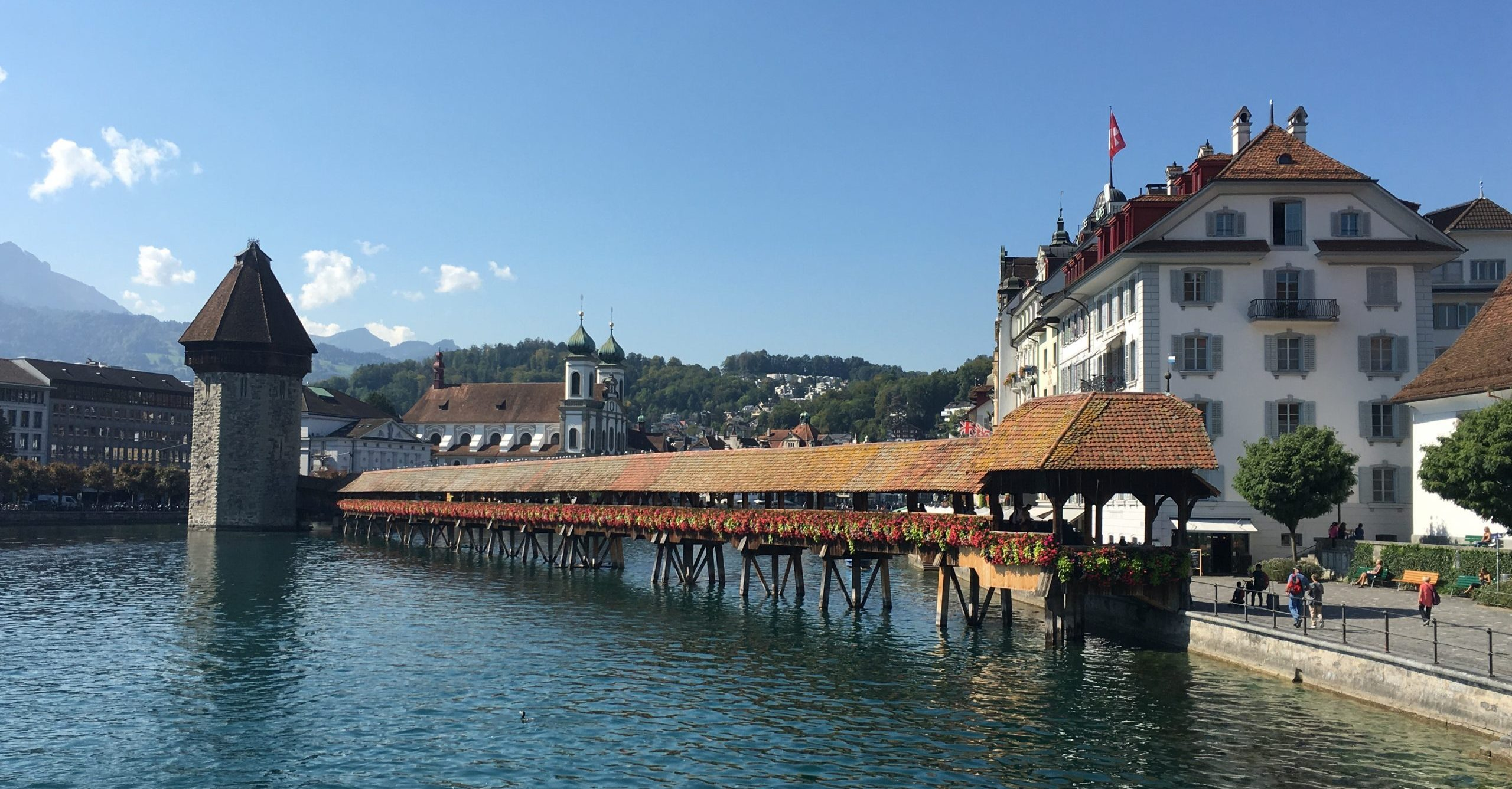 Lucerne - Amazing destinations to travel around in Switzerland