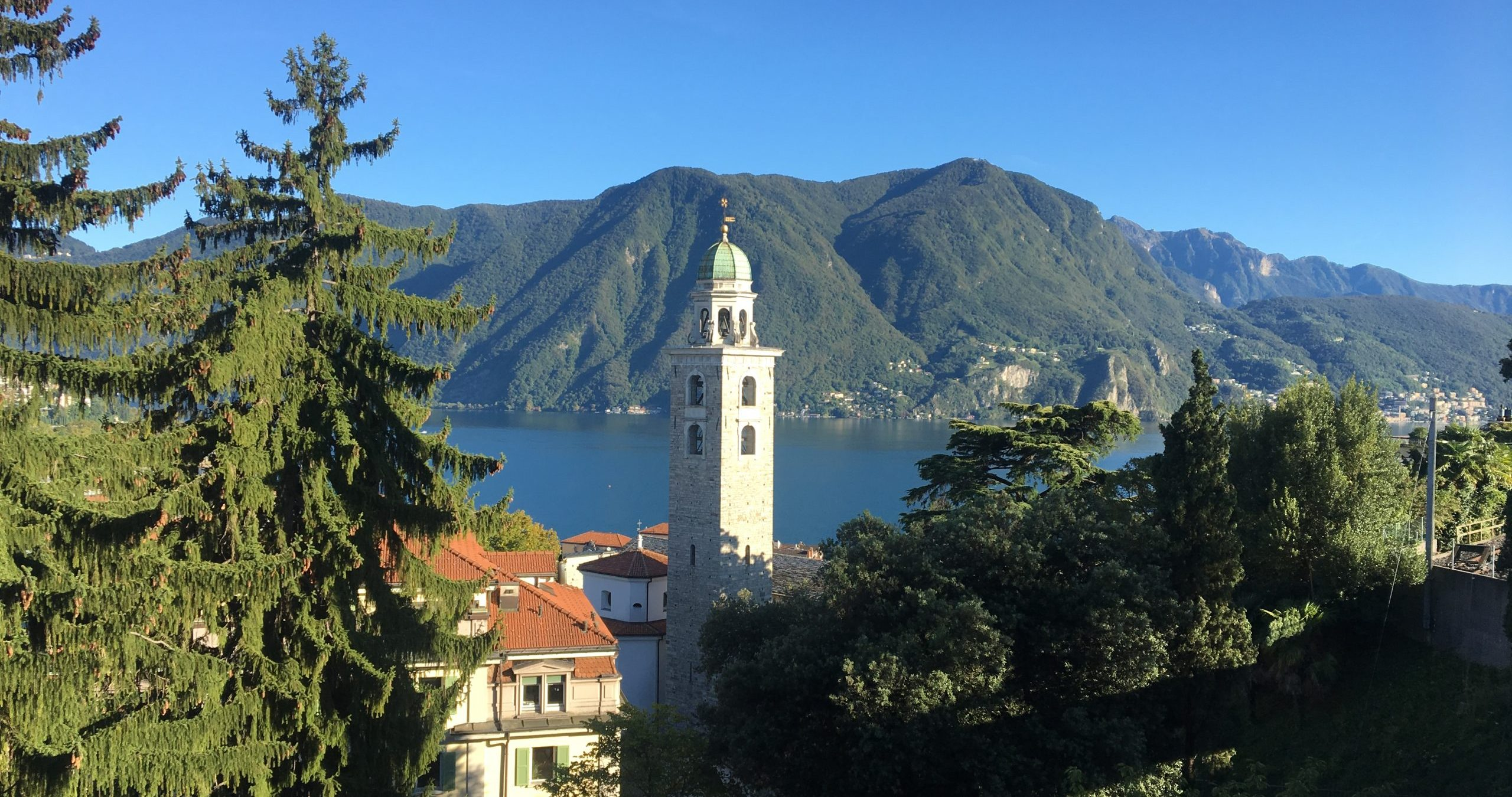 Lugano - amazing destinations to travel around in Switzerland