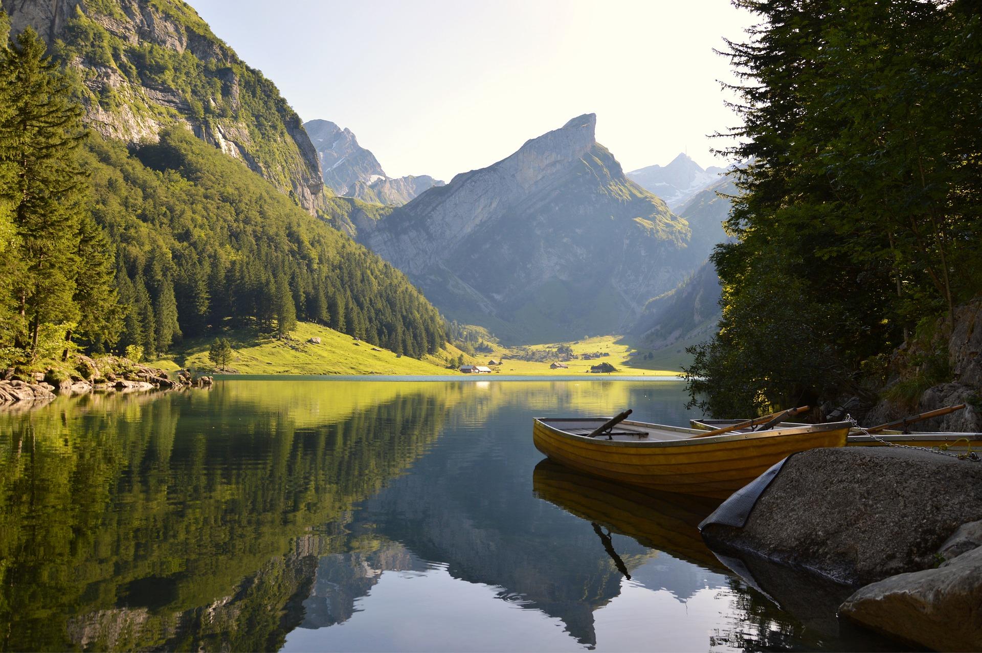 5 Reasons Why Visit Switzerland
