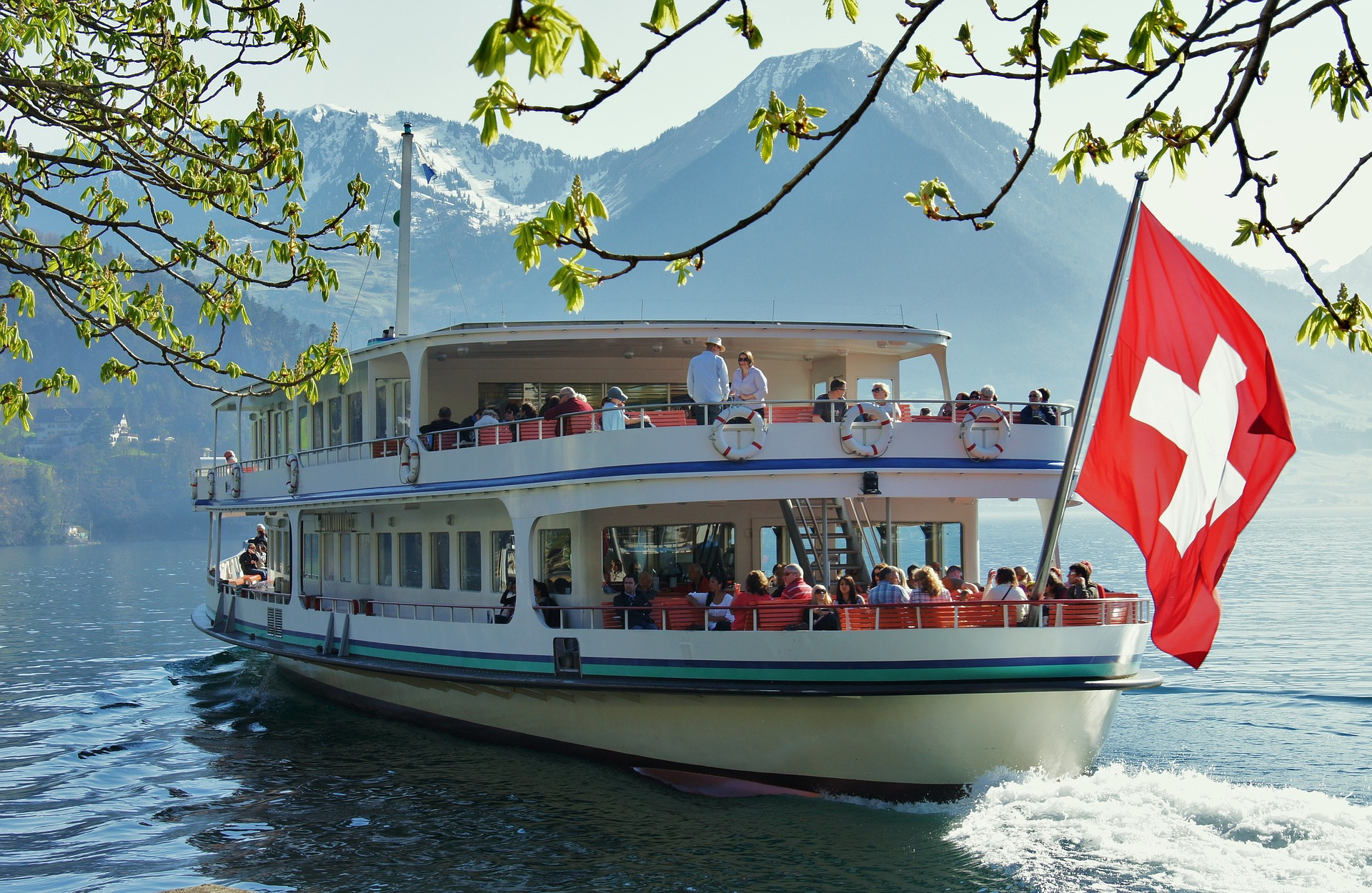 Luxury in Switzerland: quality of life
