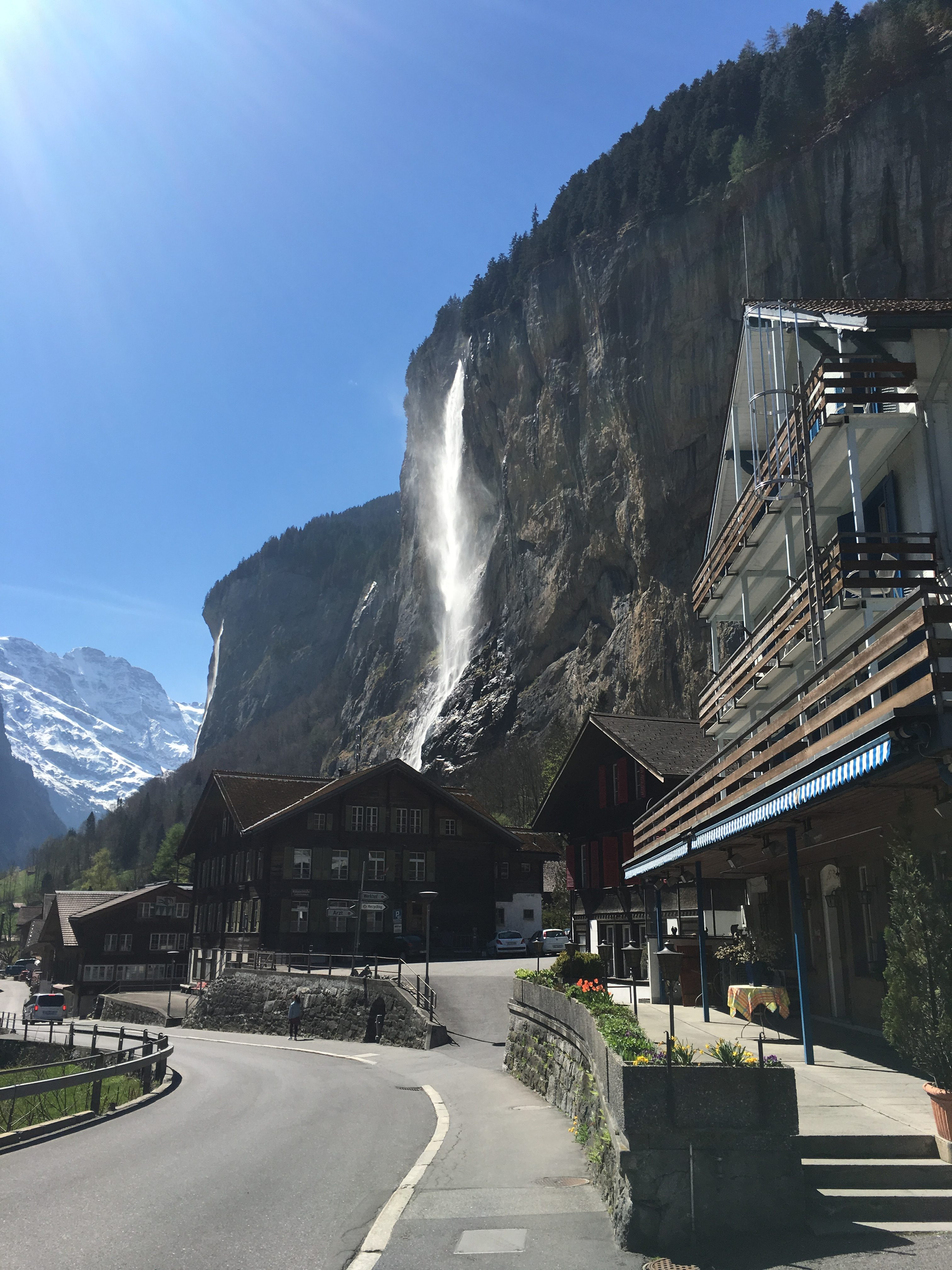 20 best things to do in Switzerland - Falls