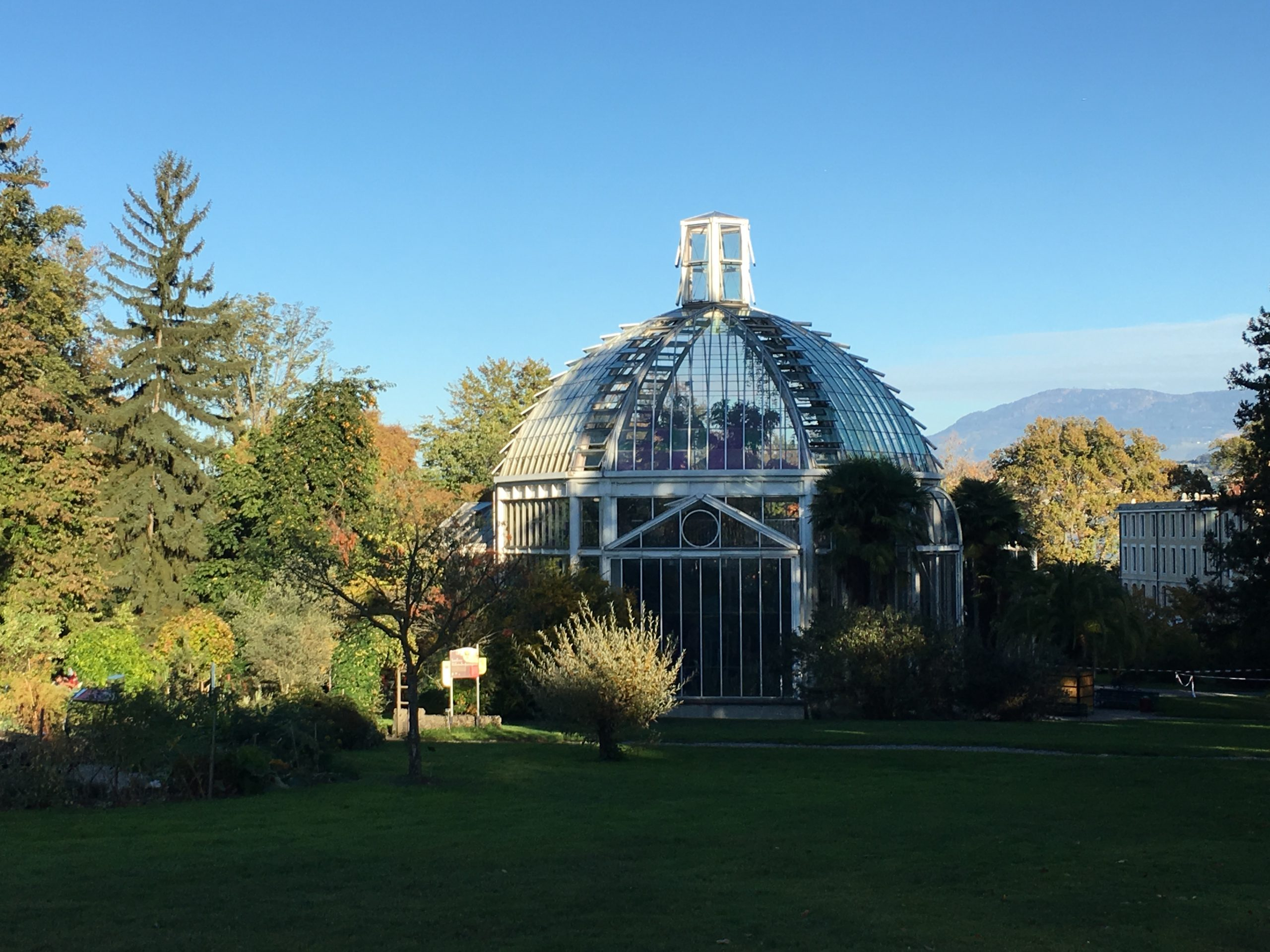 Geneva Botanical Gardens