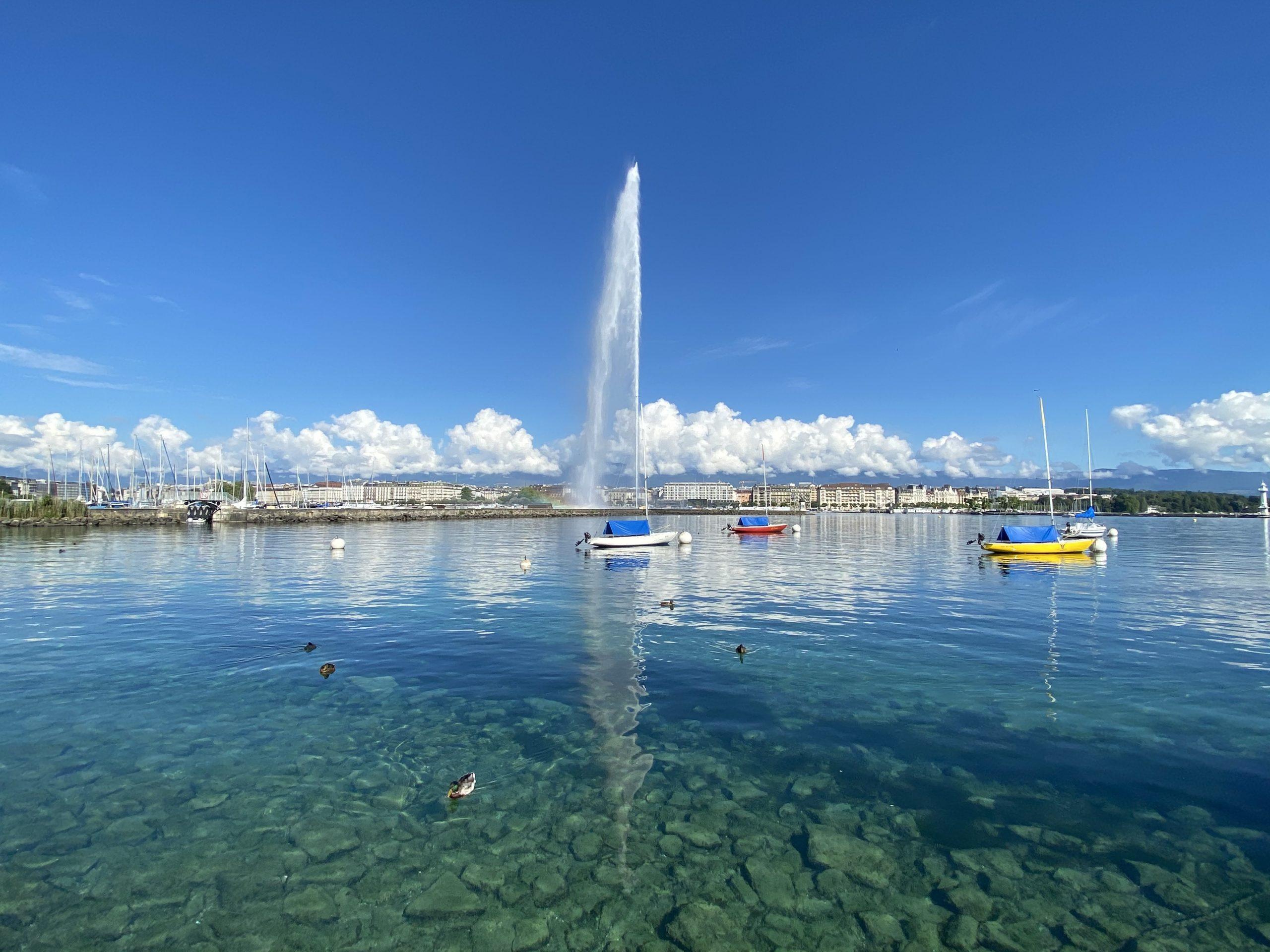 best things to do in Geneva