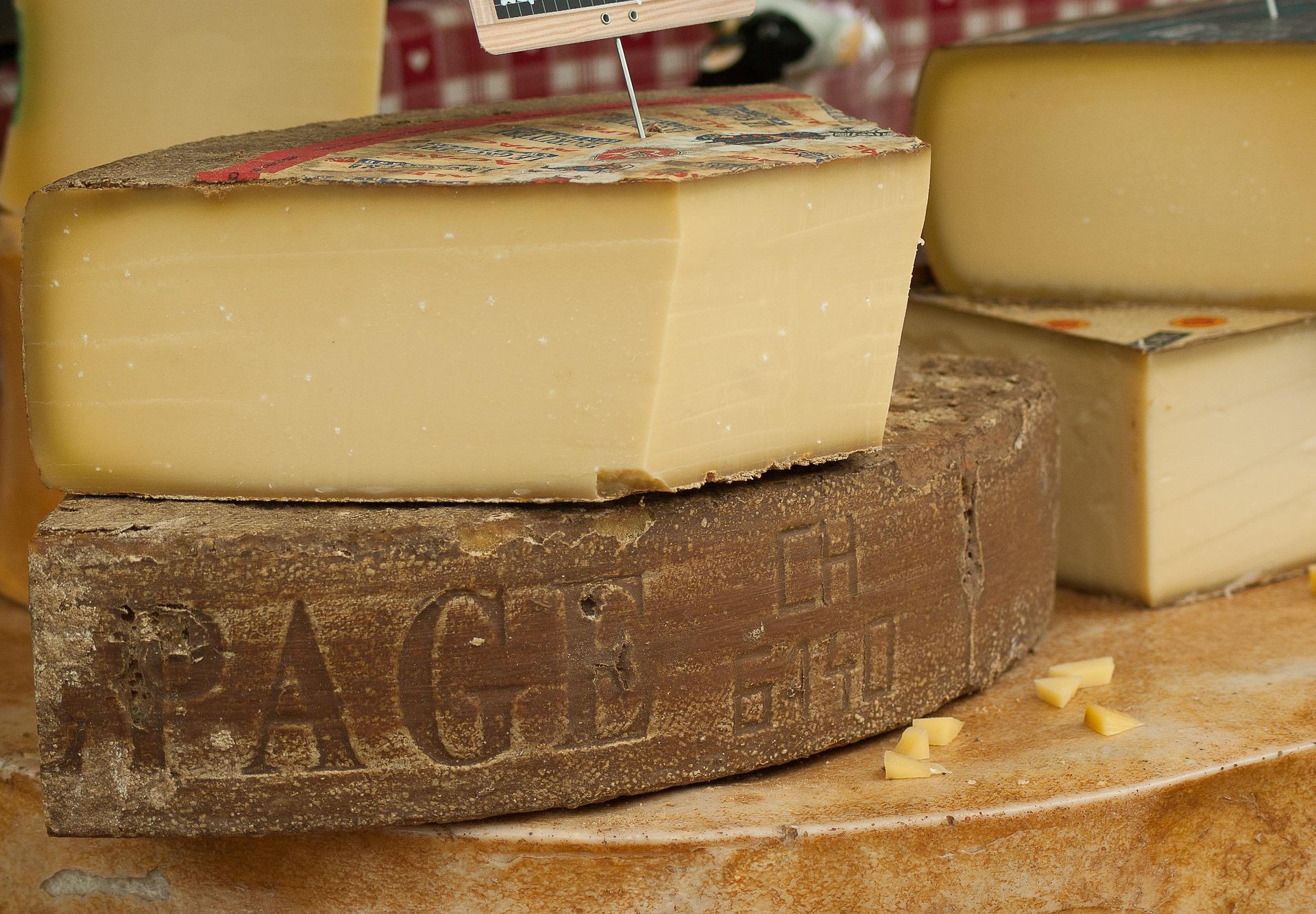 best swiss cheese ' gruyere