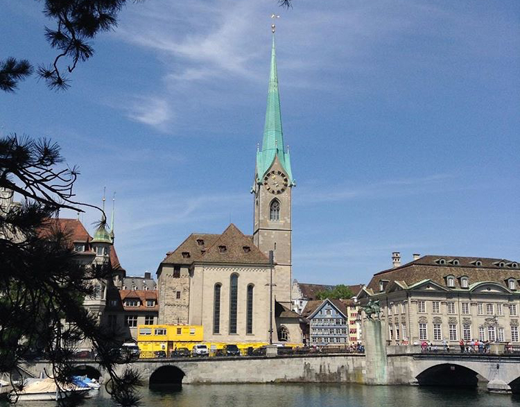 Top things to do in Zurich - Rathaus