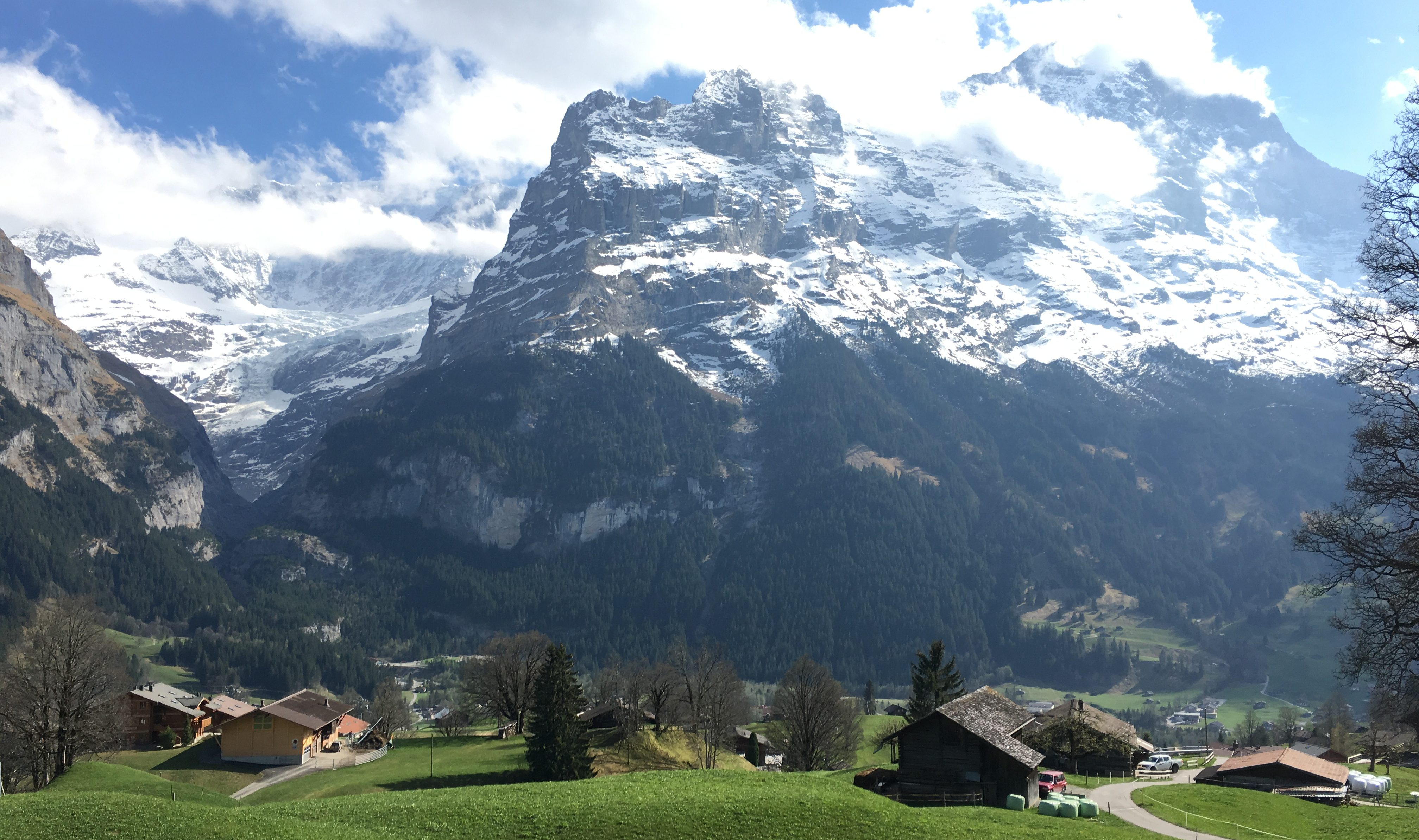 10 things to do in Interlaken - Grindelwald