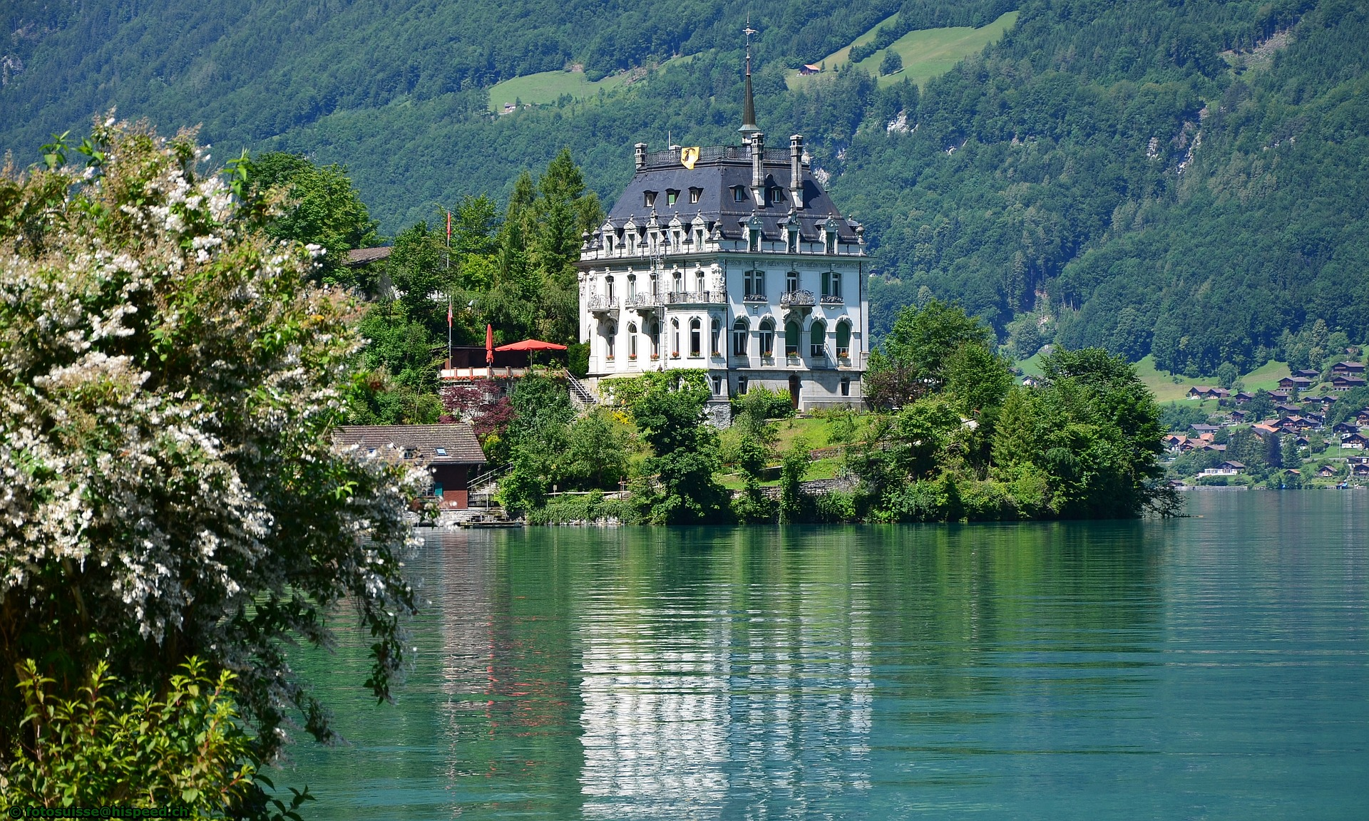 things to do in Interlaken - Iseltwald