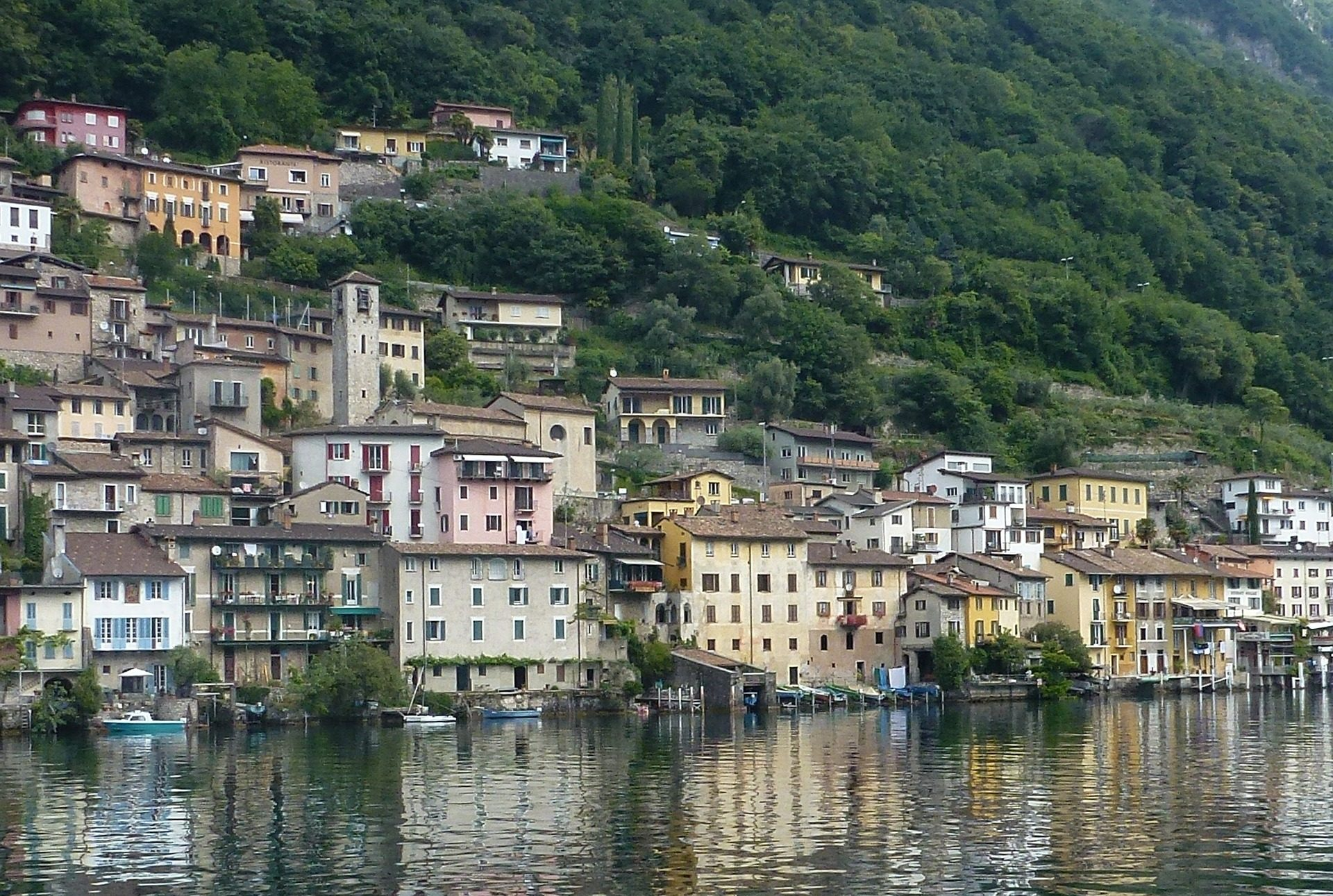 things to visit in Lugano - Gandria