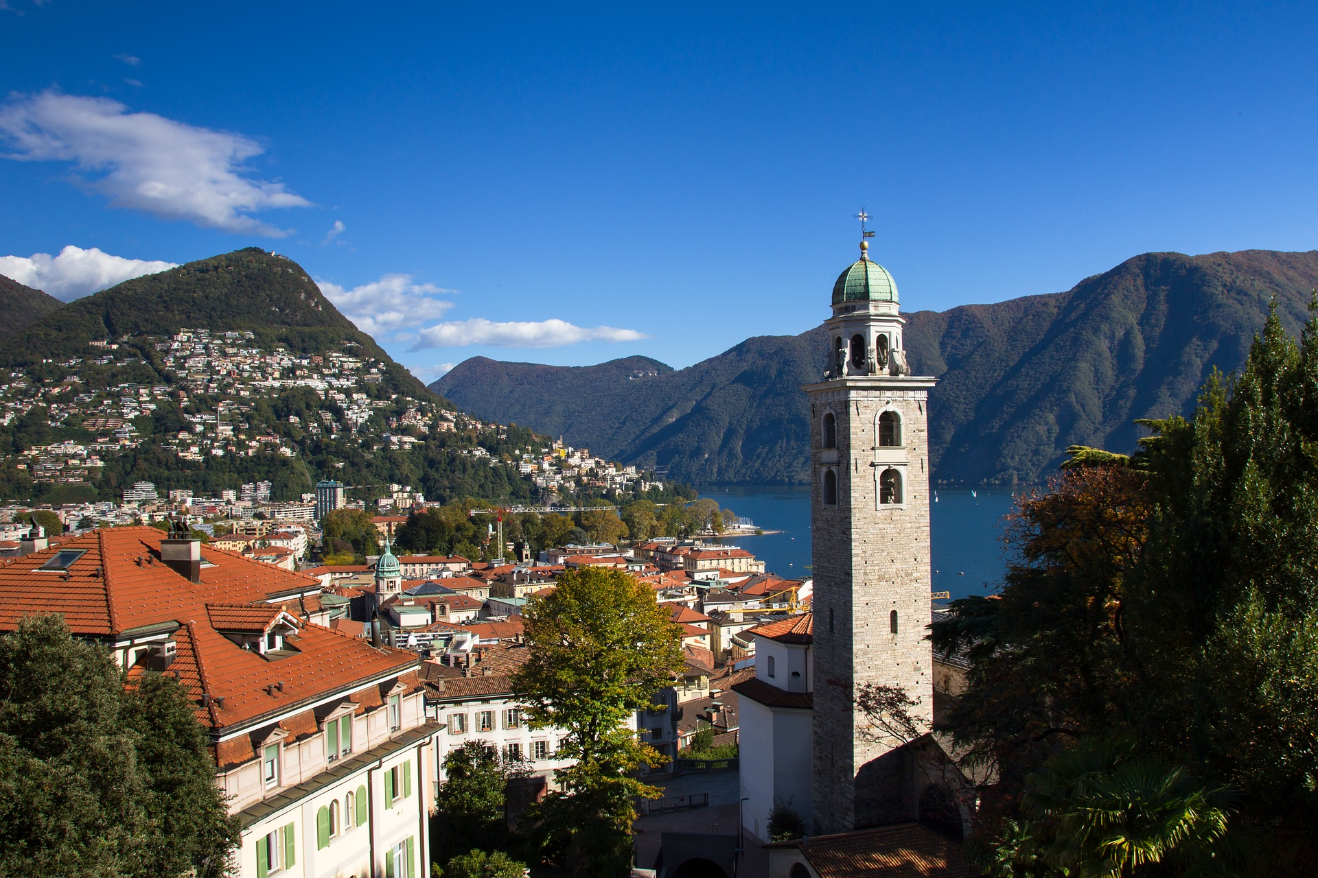 things to visit in Lugano - Lugano