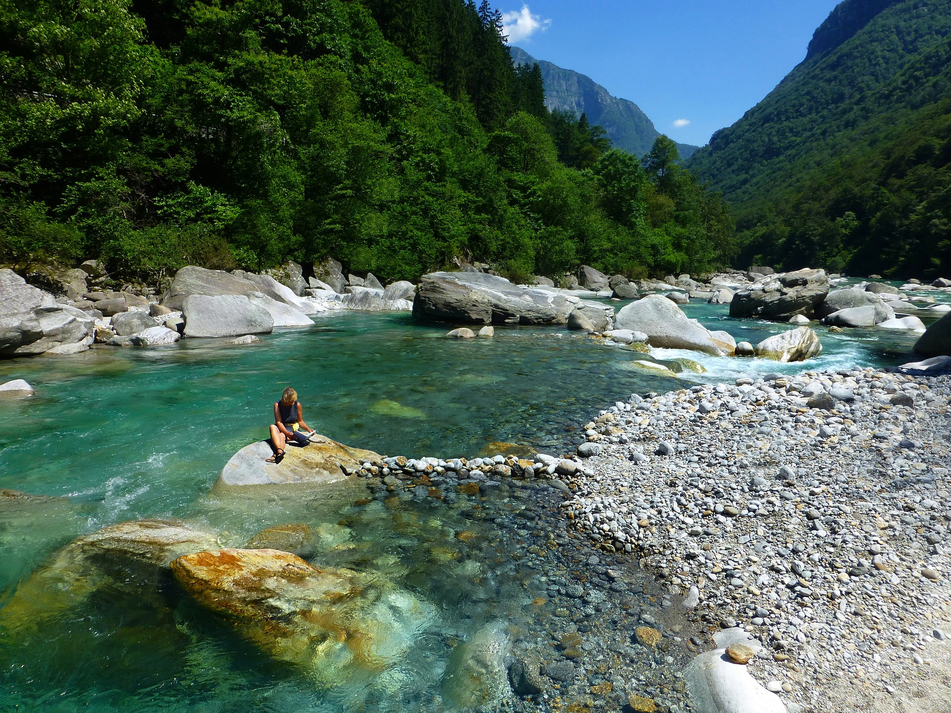 things to visit in Lugano - Verzasca 2