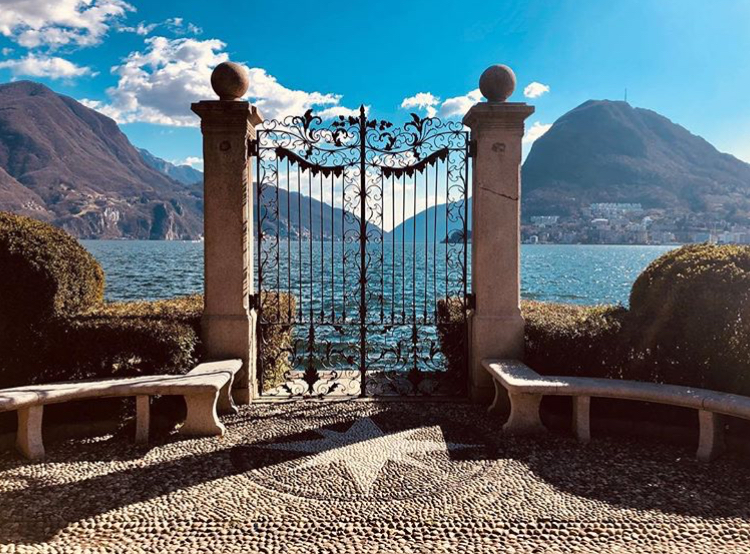 things to visit in Lugano - Parco civico