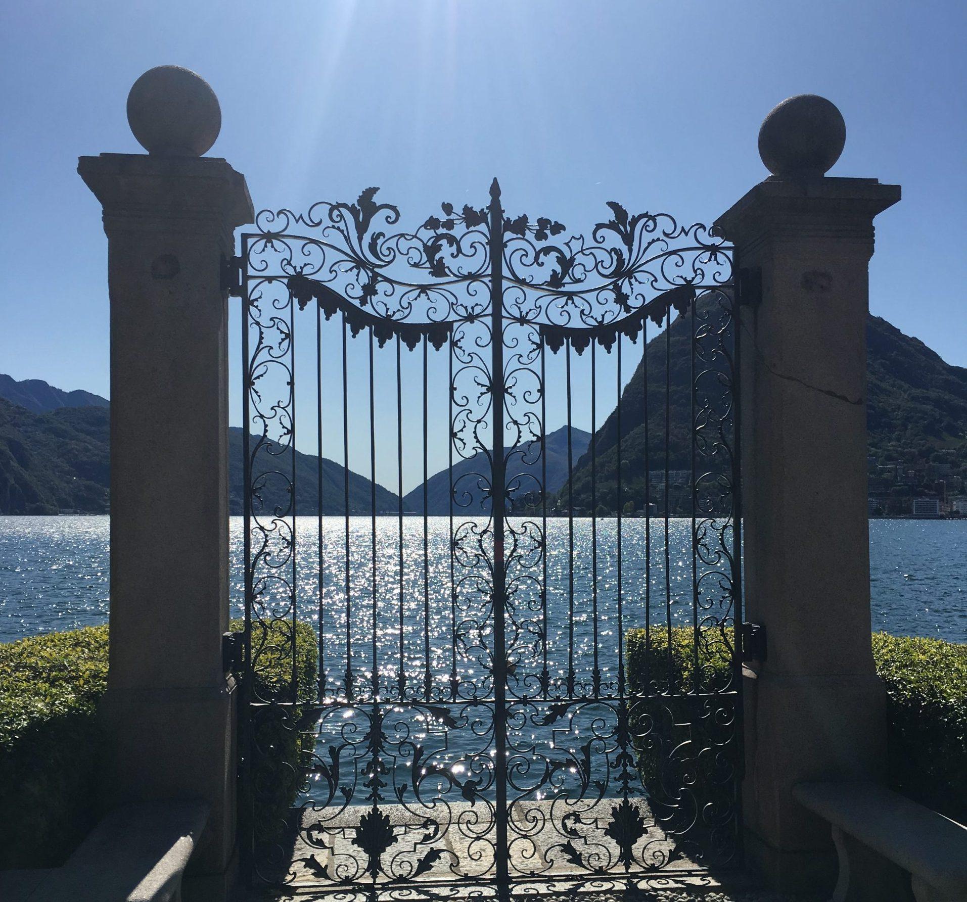 Lugano - Parco Civico