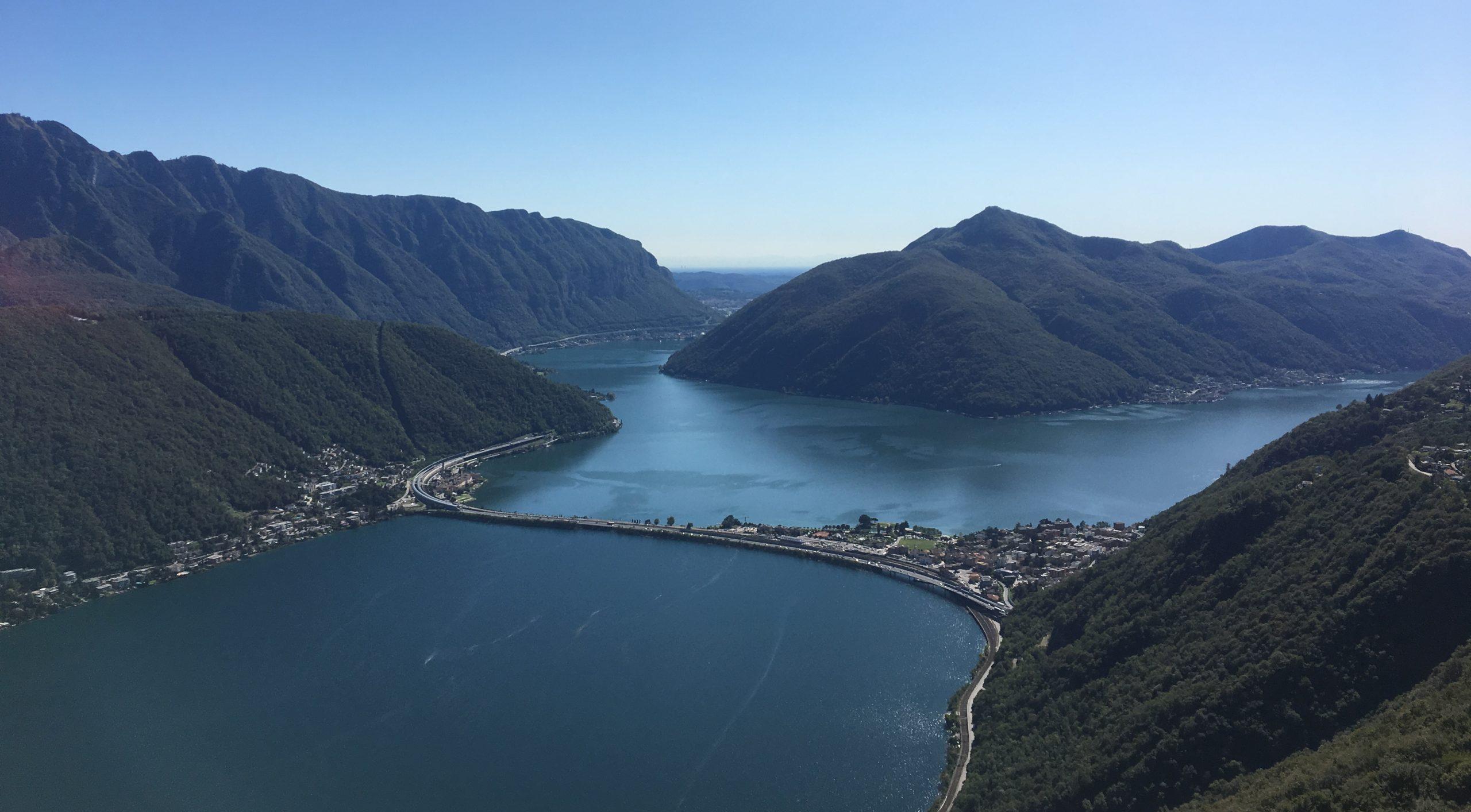 Lugano - Monte San Salvatore