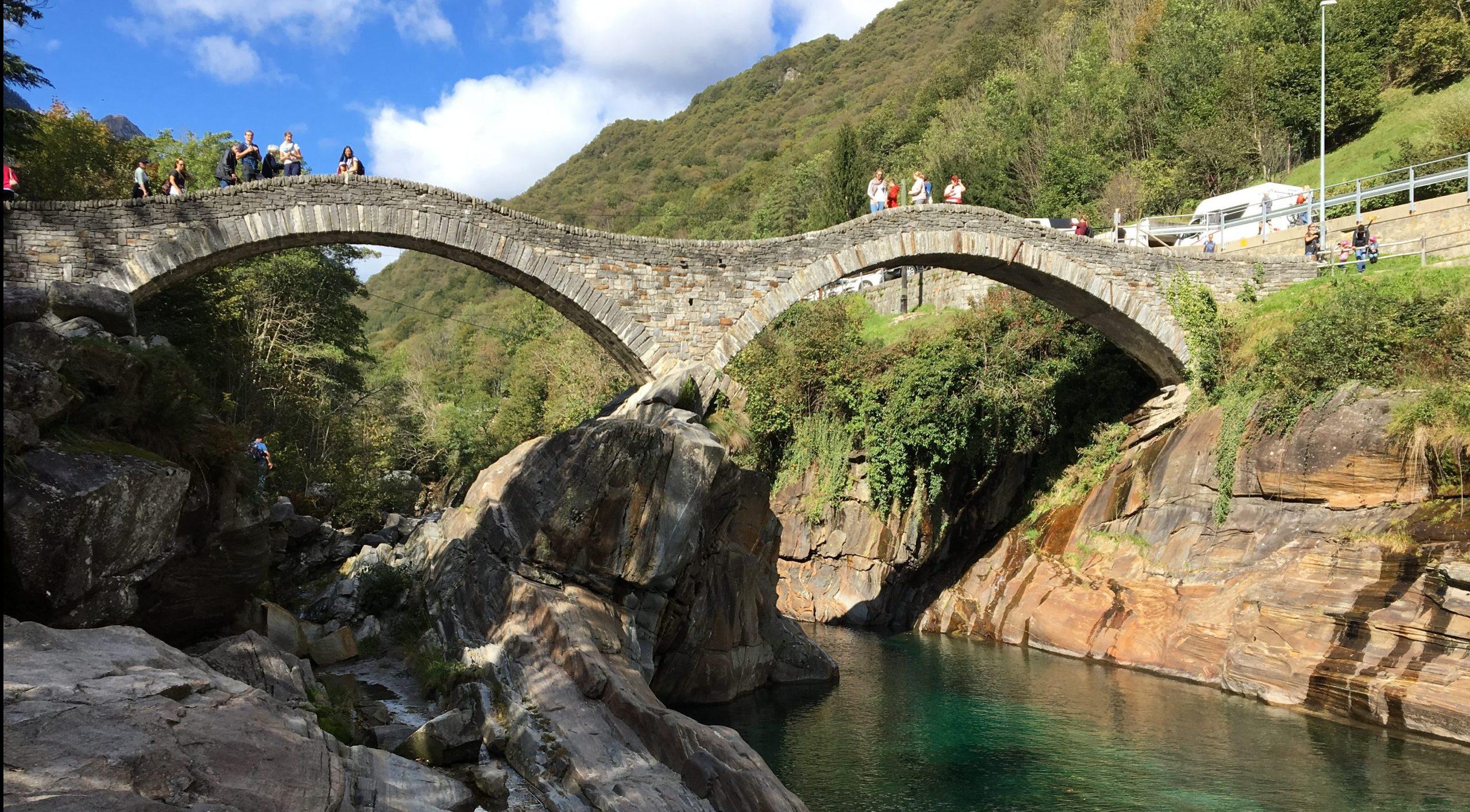 Lugano - Val Verzasca