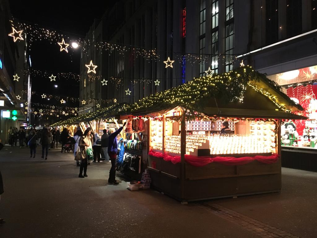 Best Christmas Markets in Switzerland in 2019