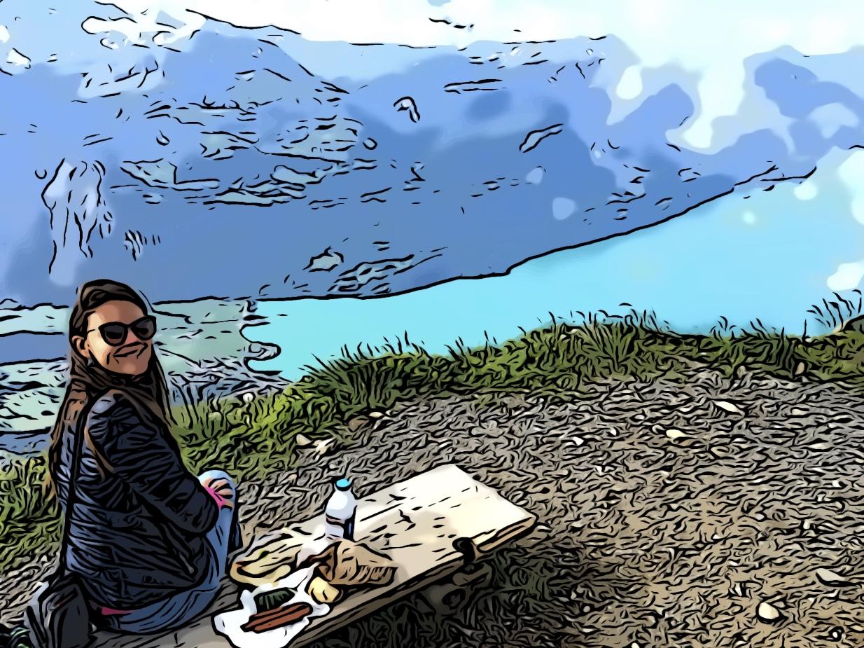 Brienzer Rothorn - picnic