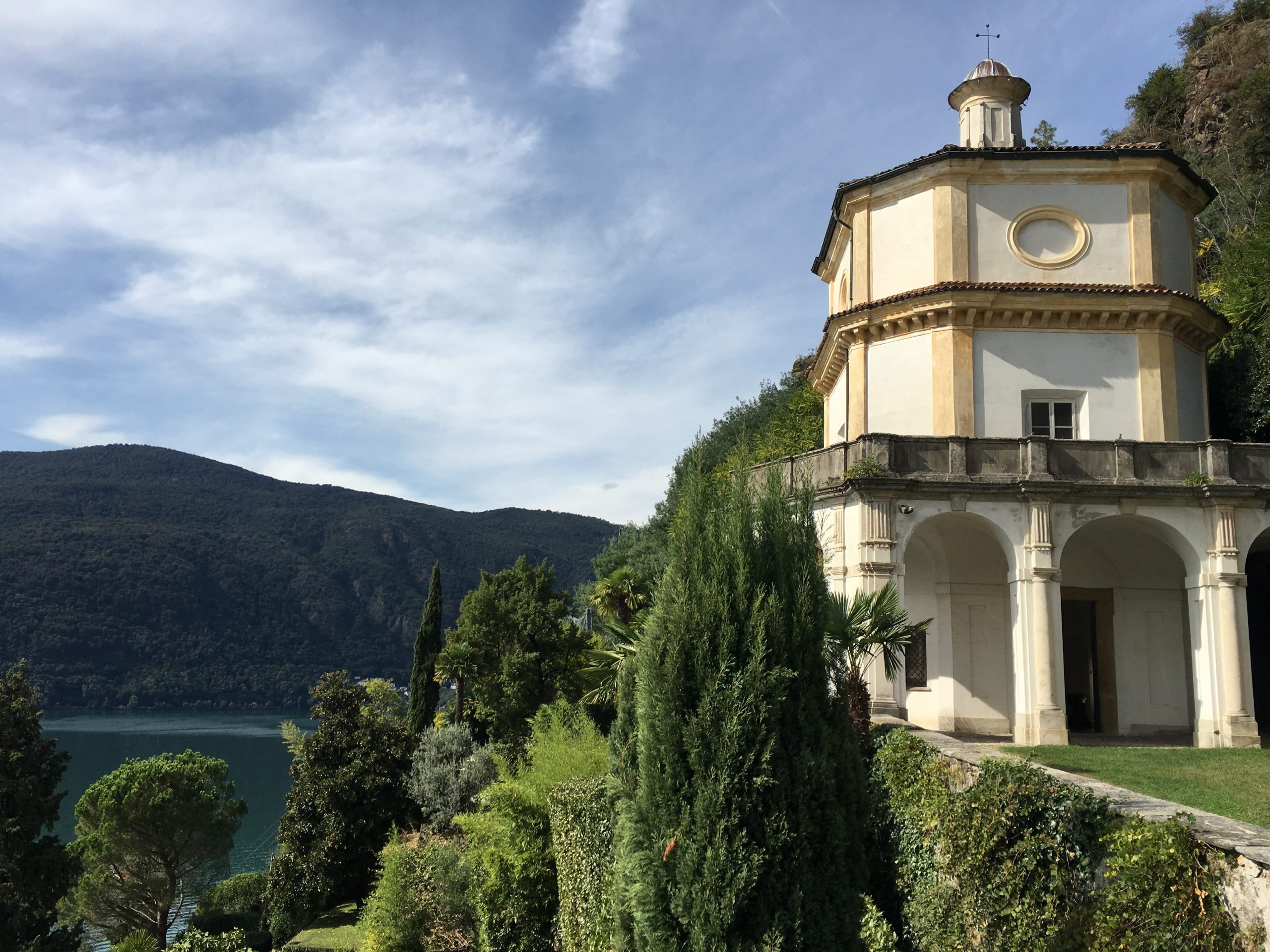 Morcote - Weekend in Lugano