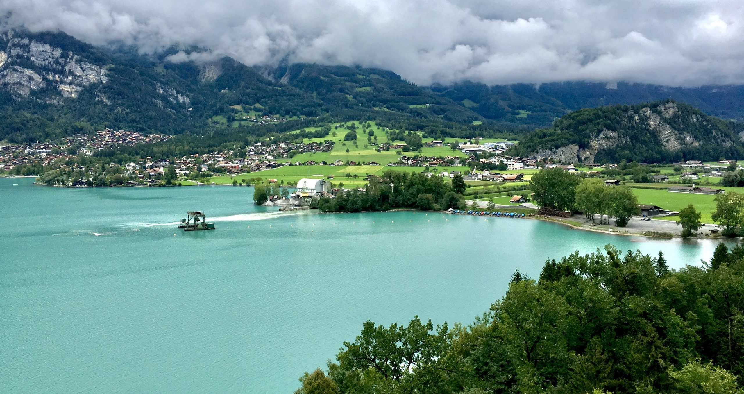 Weekend in Brienz