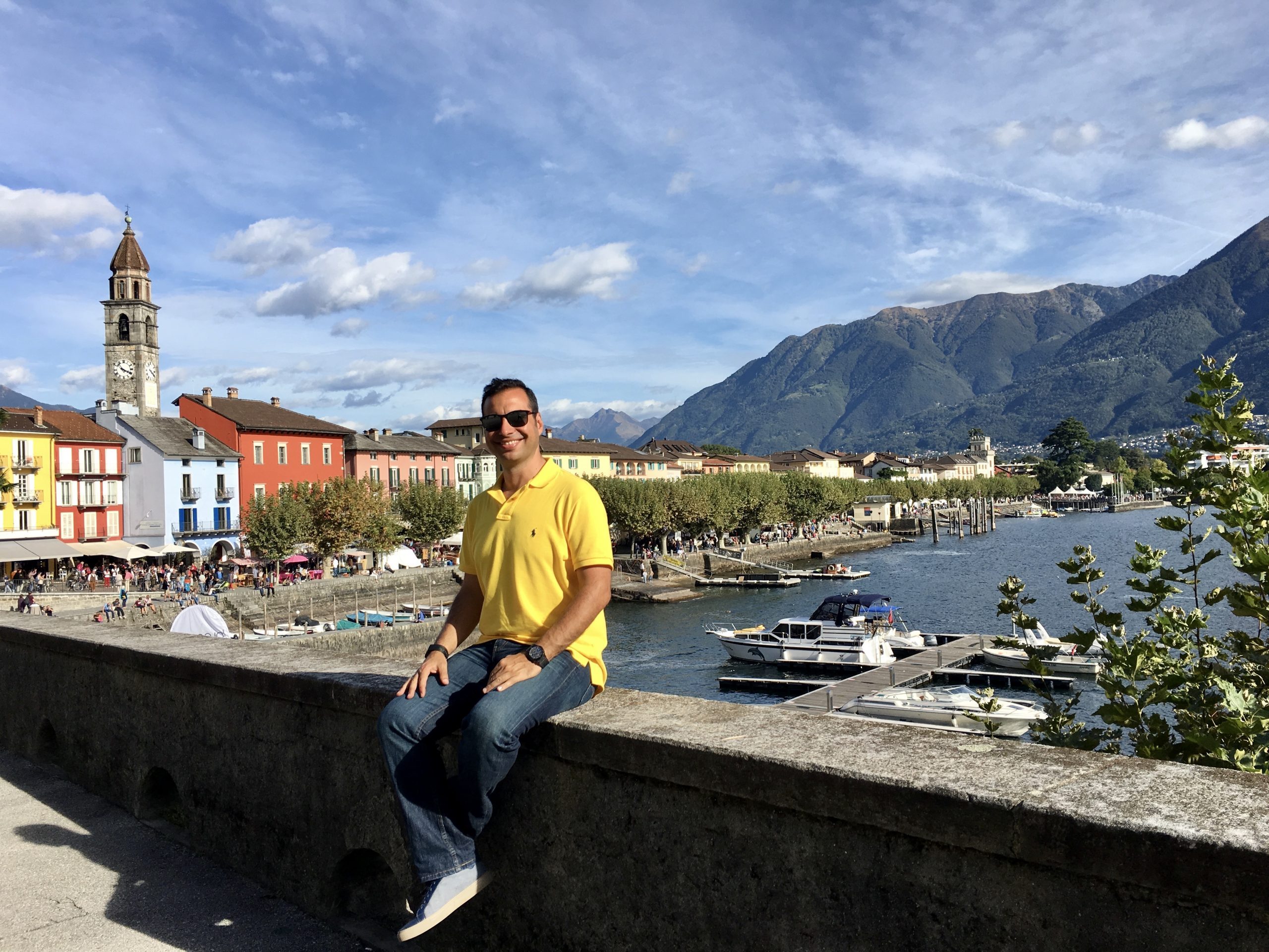 Weekend in Ascona