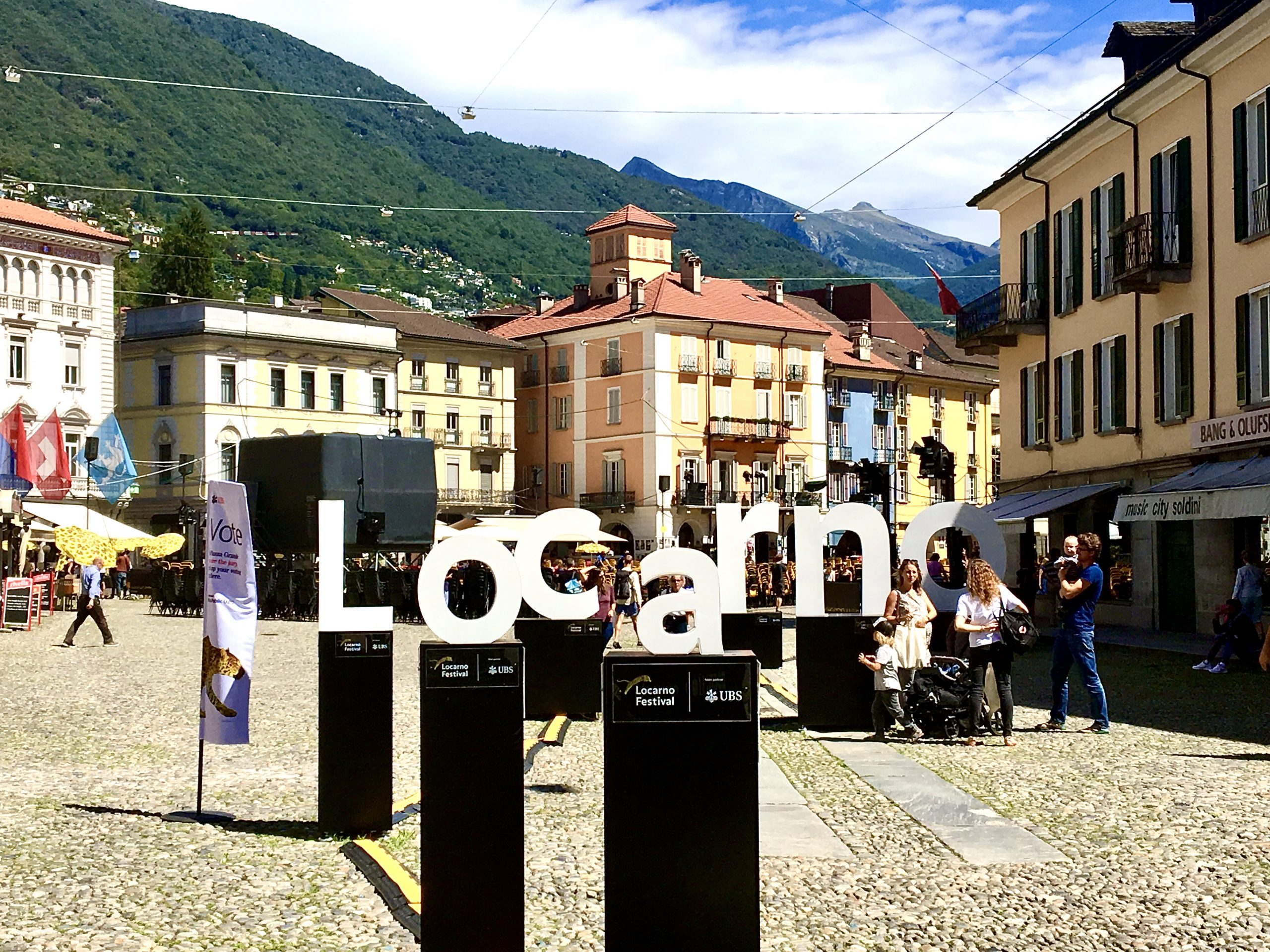 Weekend in Ascona and Locarno