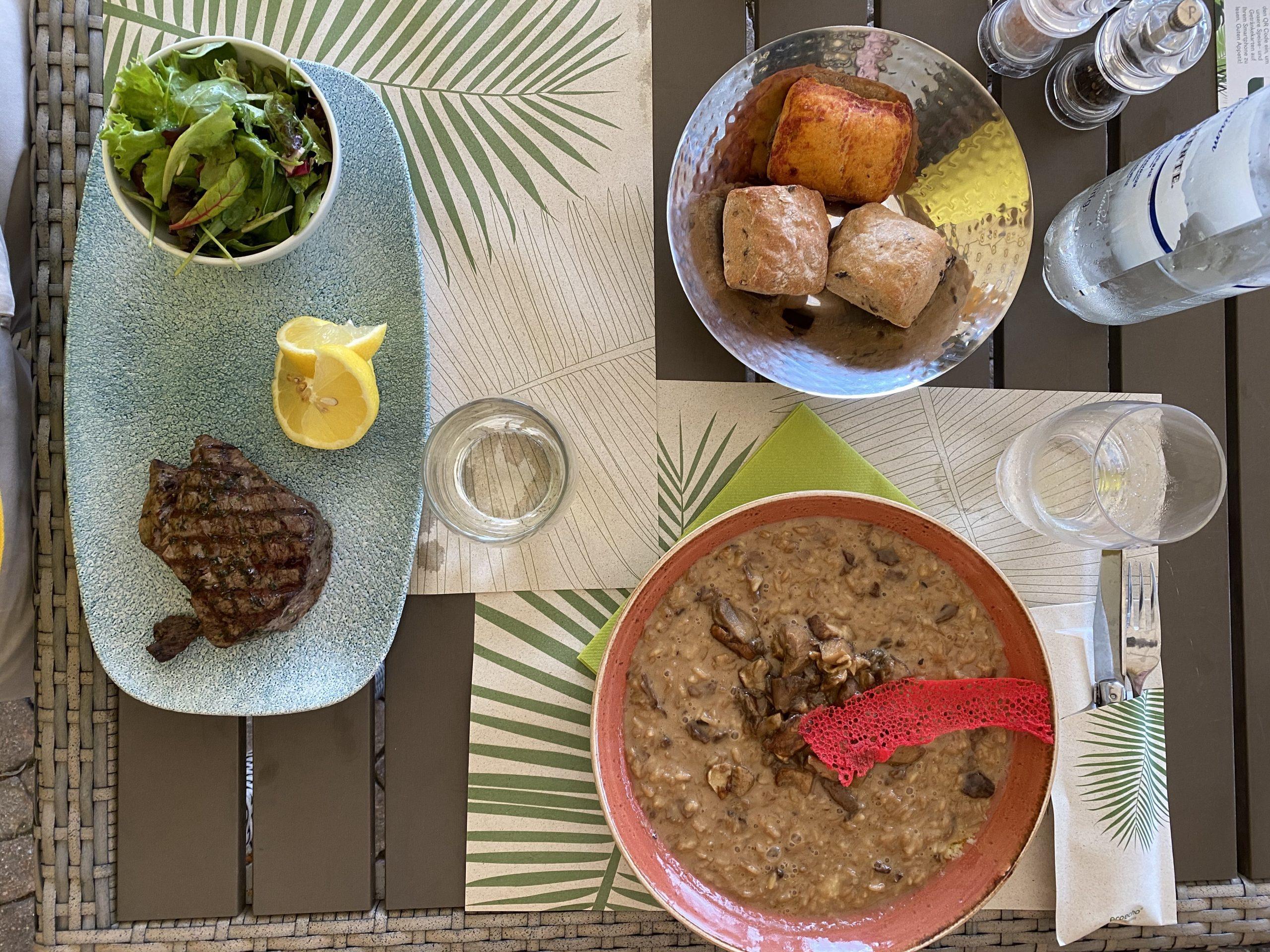 Parkhotel Brenscino restaurant