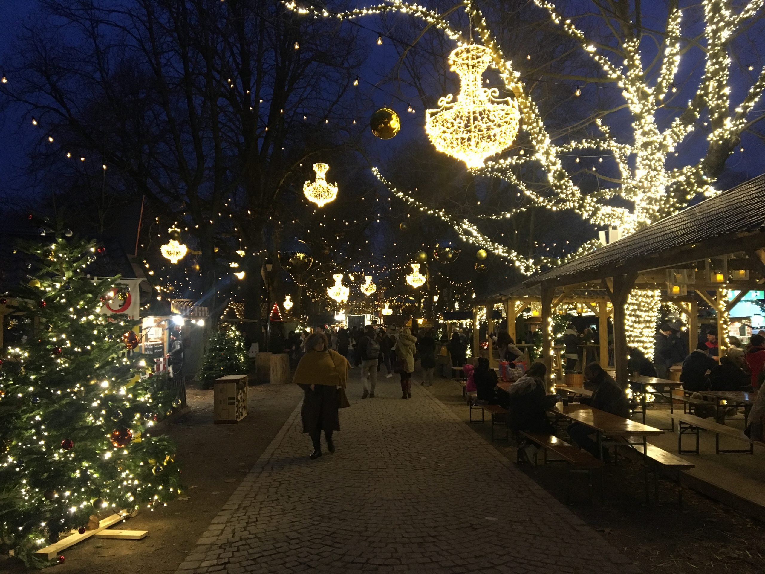 Christmas in Switzerland: Christmas Market