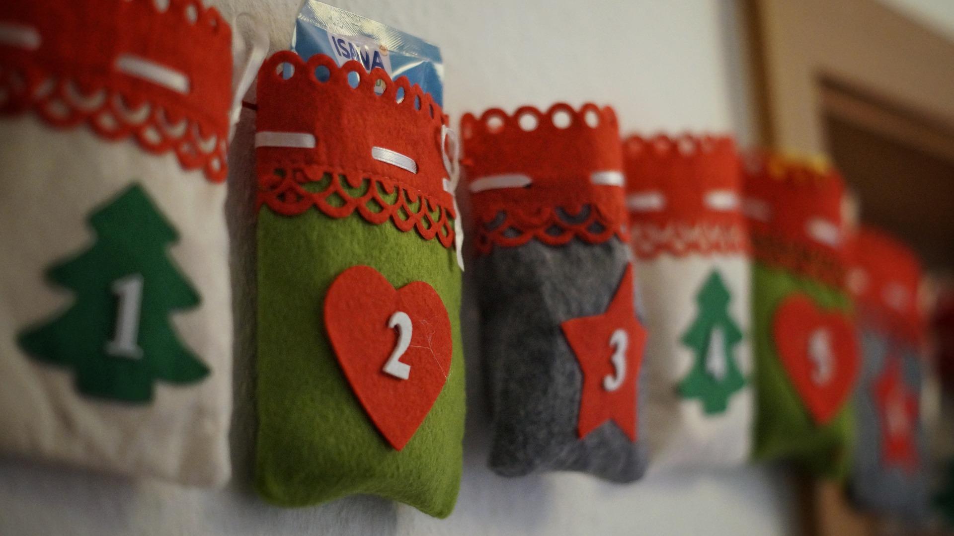 Swiss Christmas traditions - Advent calendar