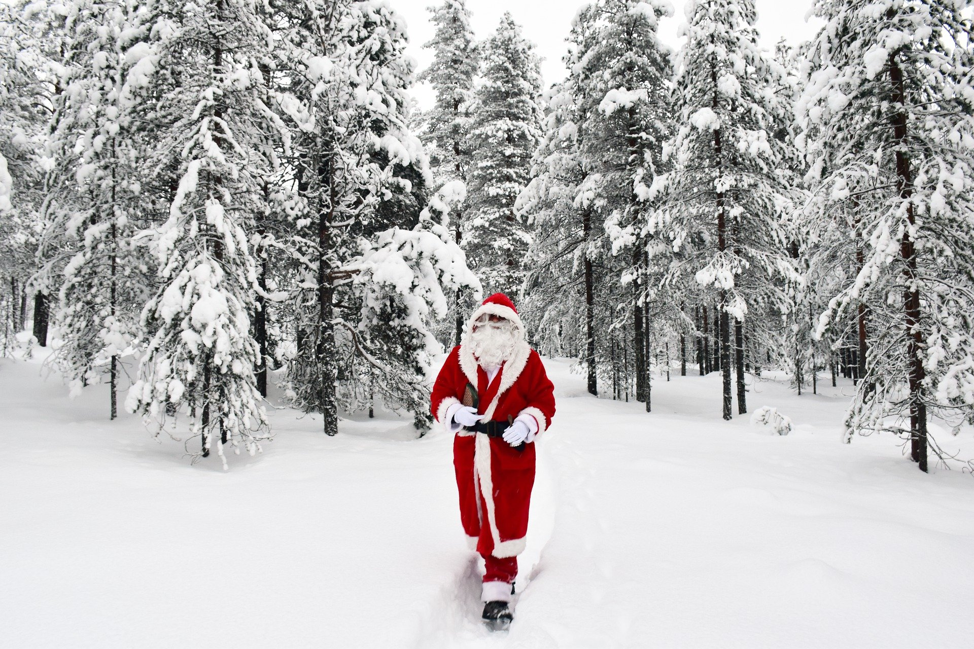 Swiss Christmas traditions - Samichlaus